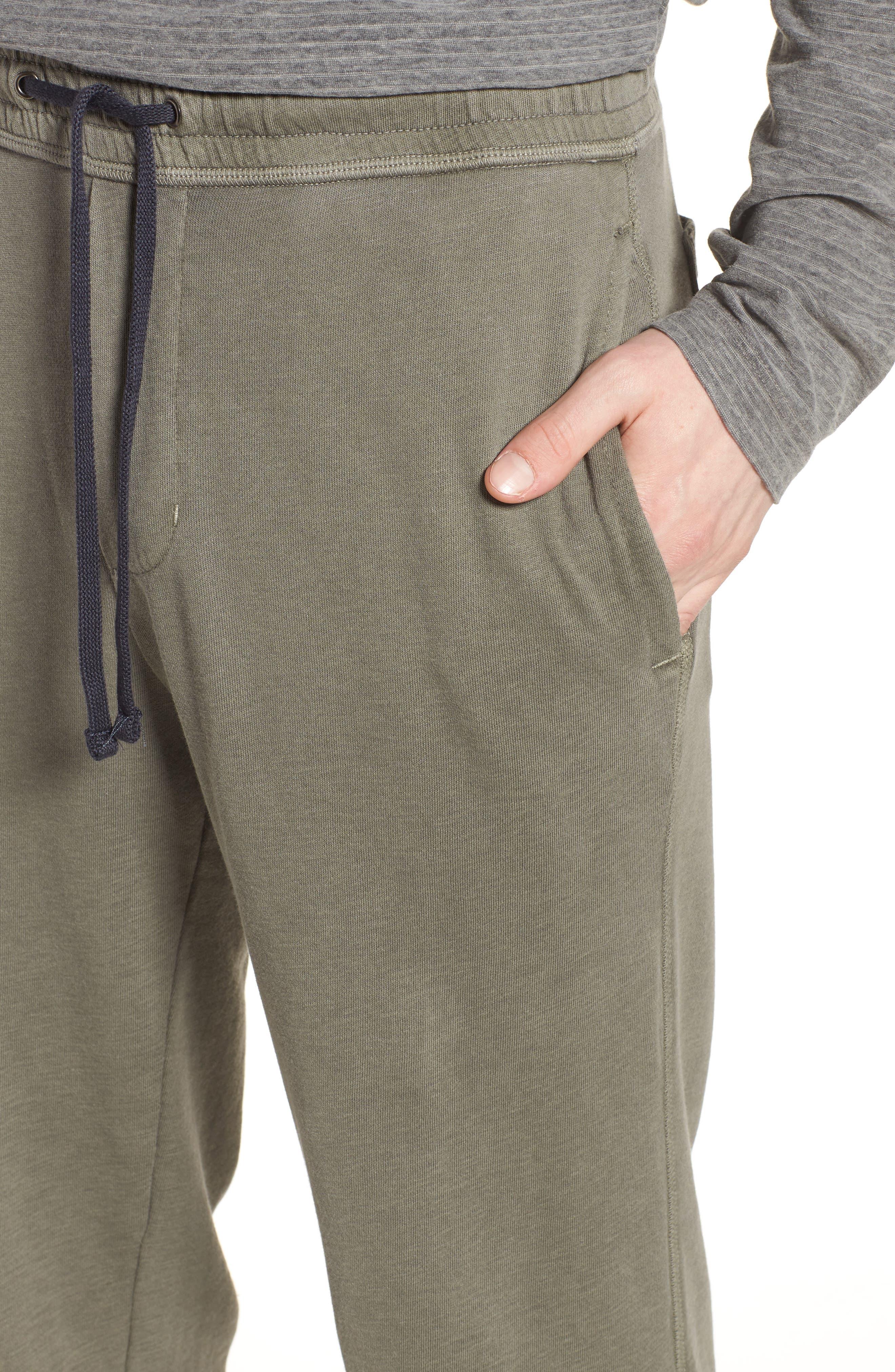 'Classic' Sweatpants,                             Alternate thumbnail 4, color,                             025