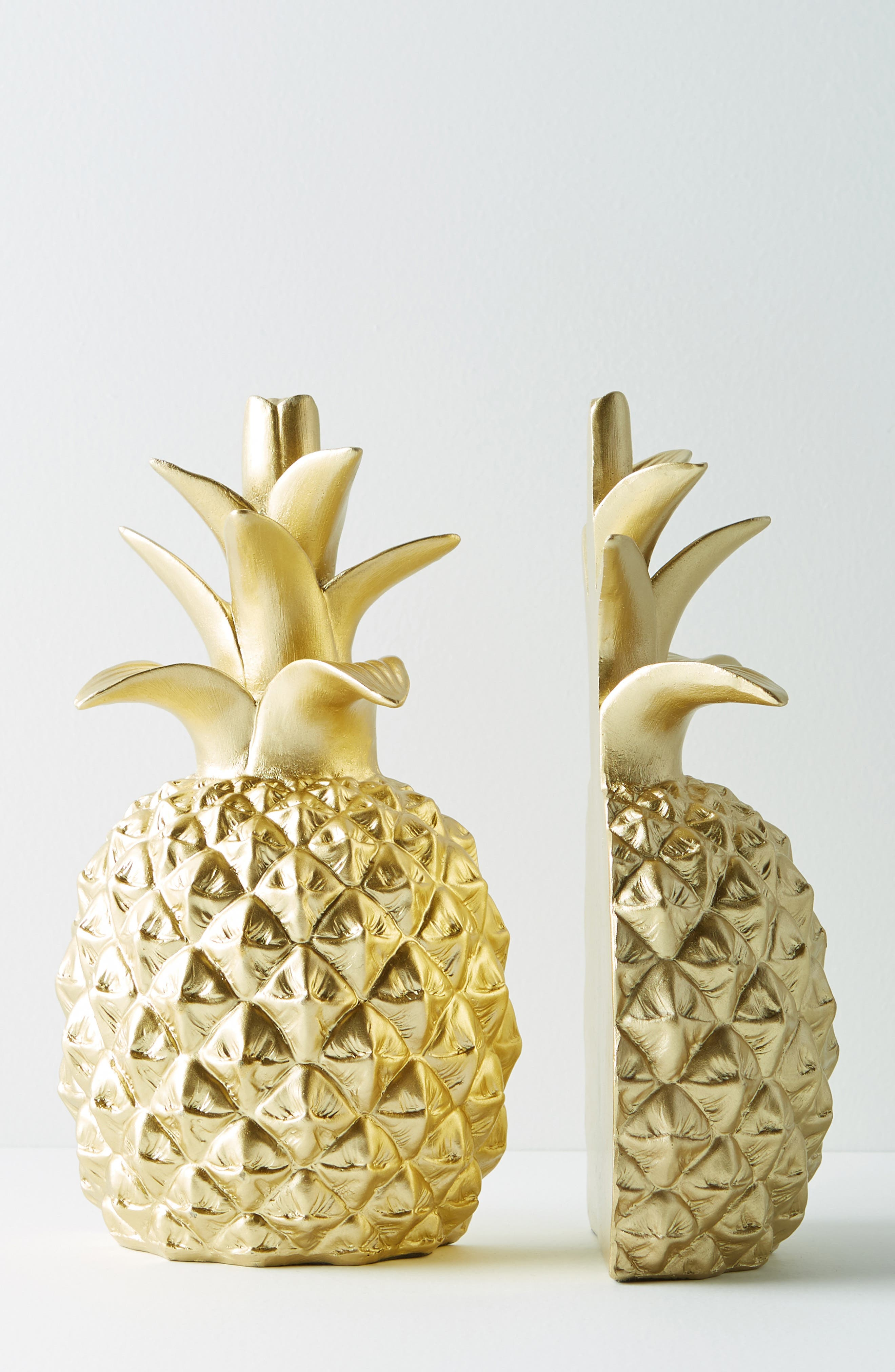 Pineapple Bookends,                             Main thumbnail 1, color,                             700