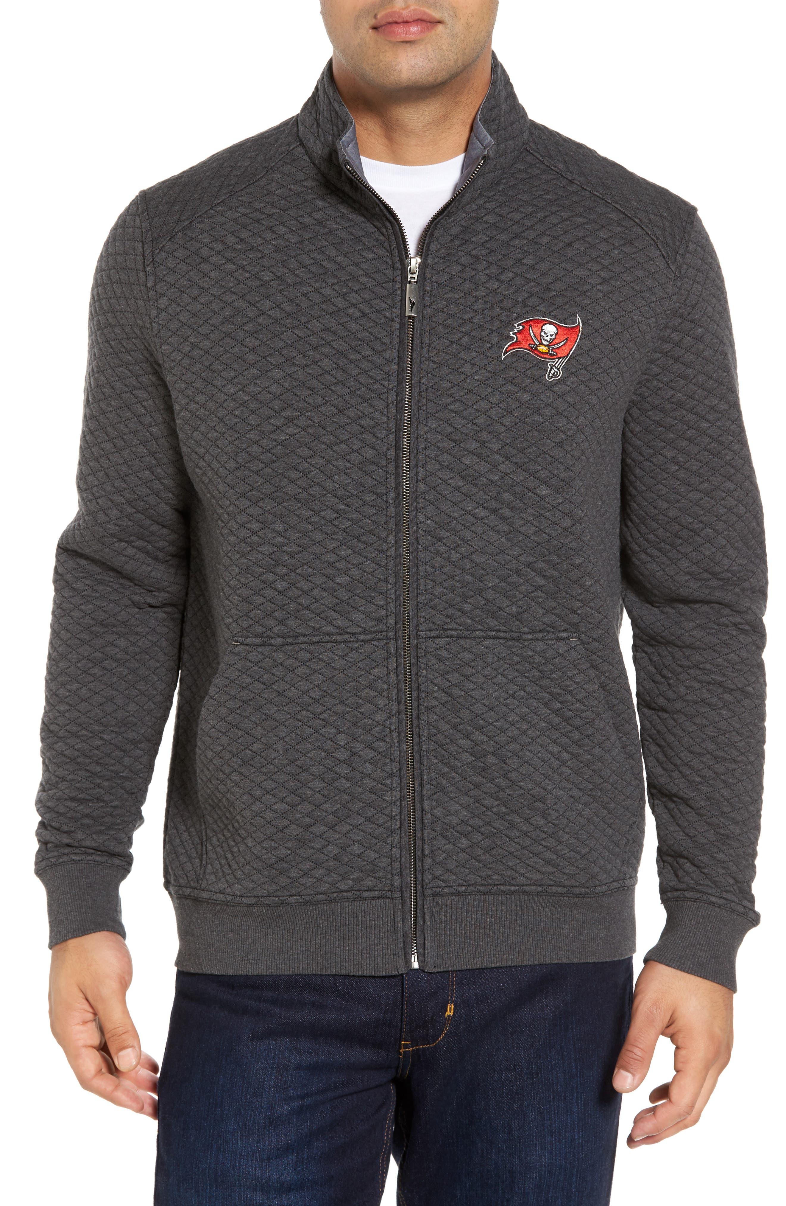 NFL Quiltessential Full Zip Sweatshirt,                             Main thumbnail 8, color,