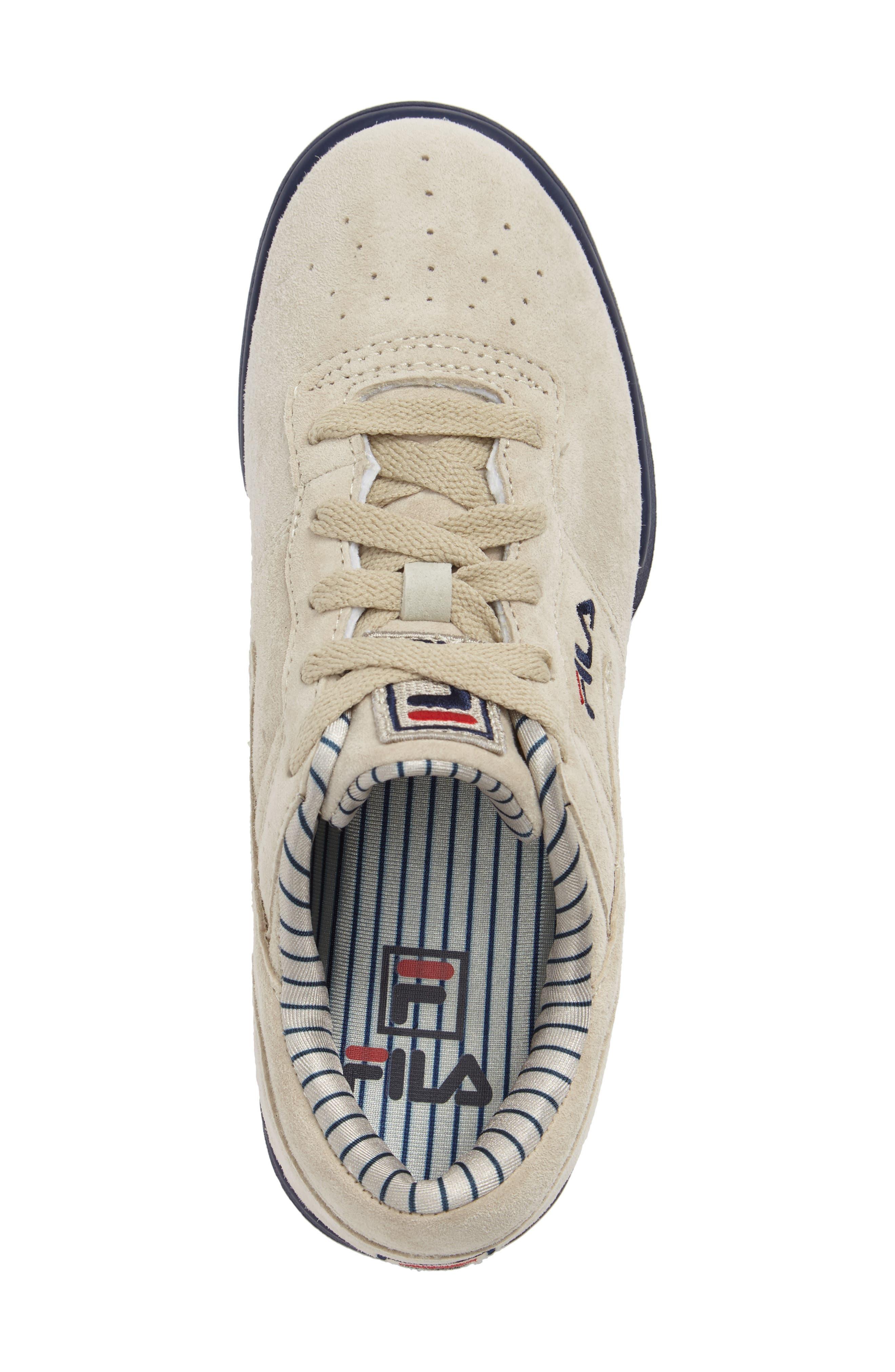 FILA,                             Original Fitness Sneaker,                             Alternate thumbnail 3, color,                             900