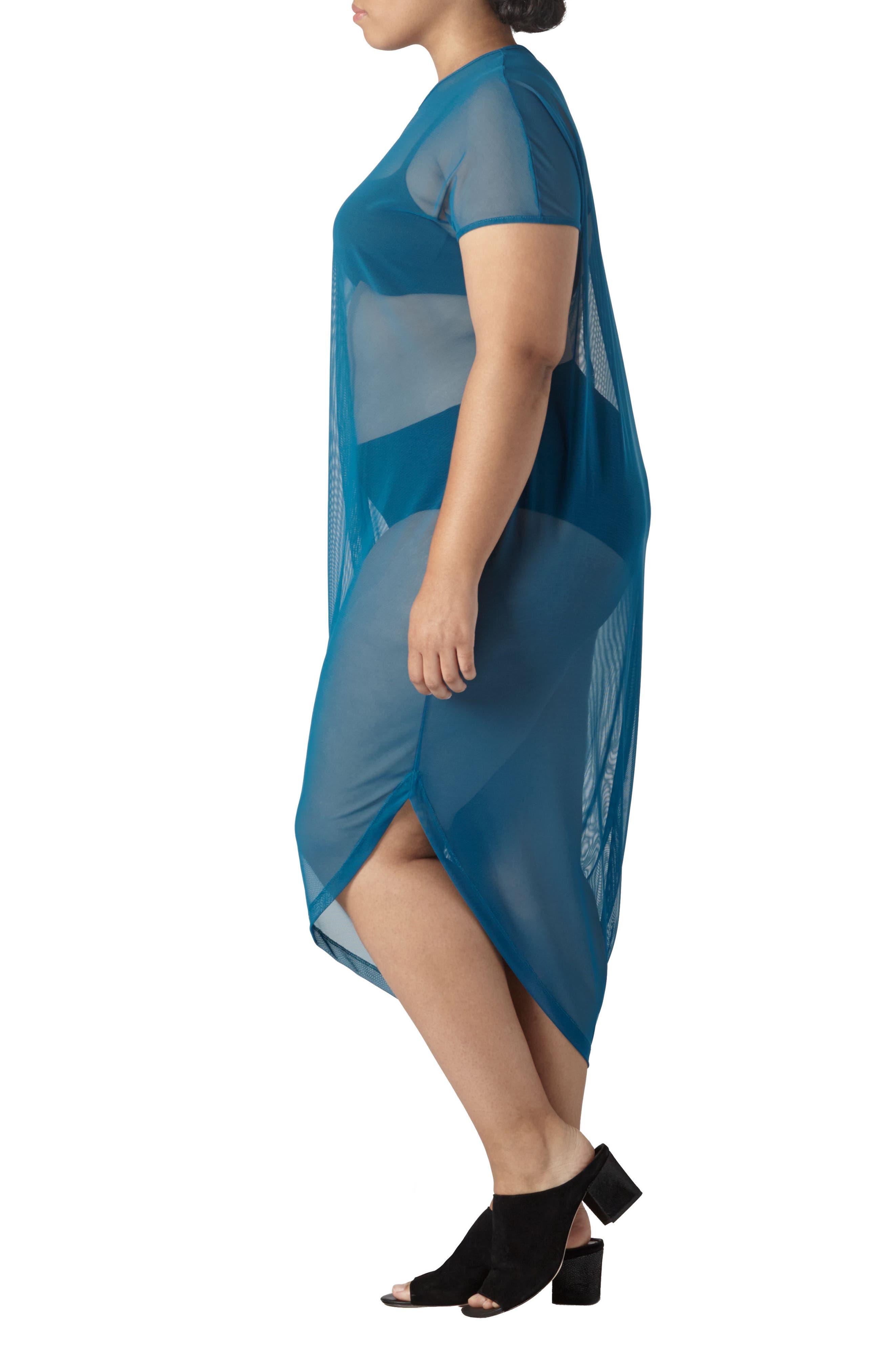 Geneva Fog Dress,                             Alternate thumbnail 9, color,