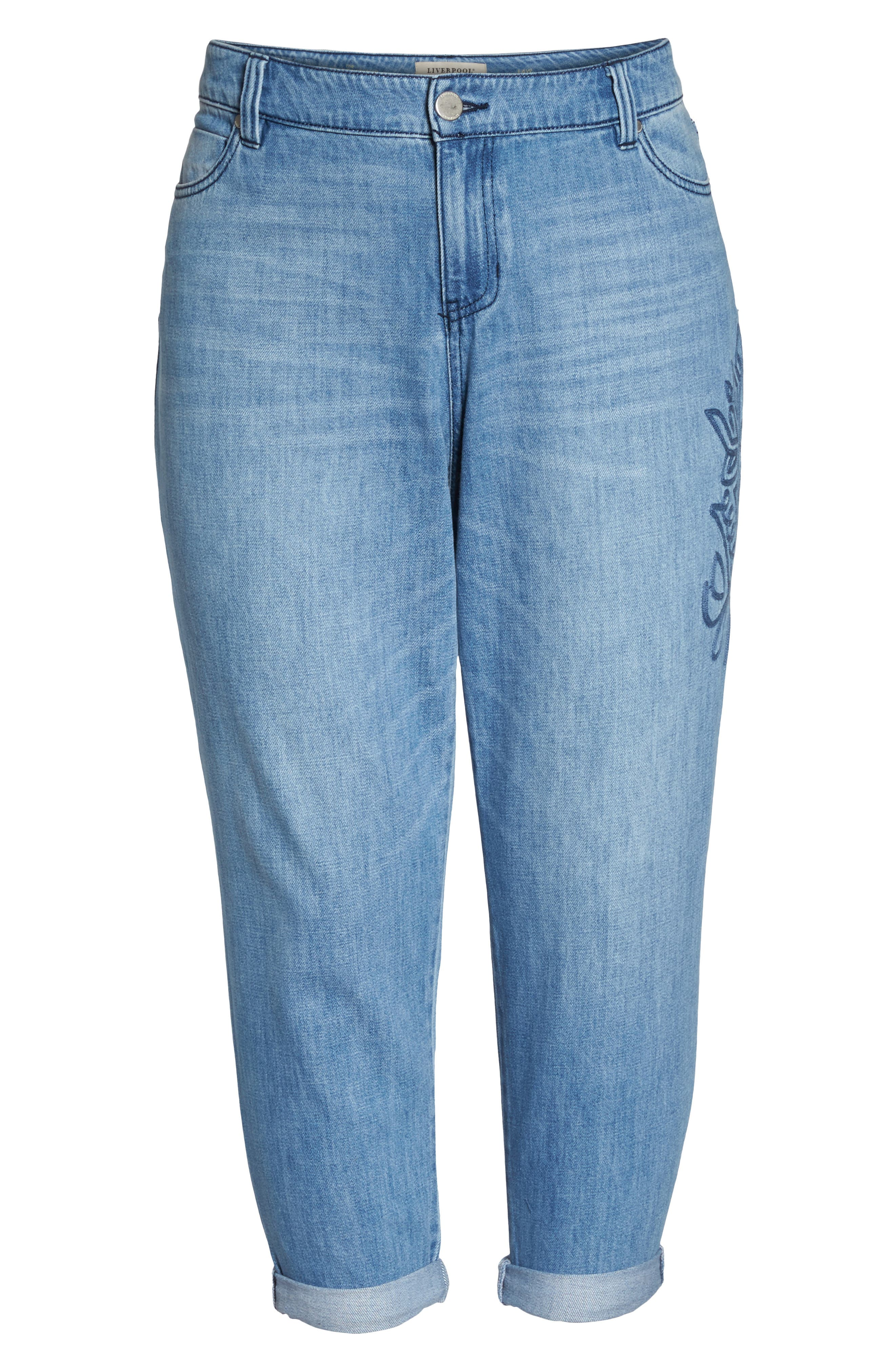 Cameron Crop Boyfriend Jeans,                             Alternate thumbnail 7, color,