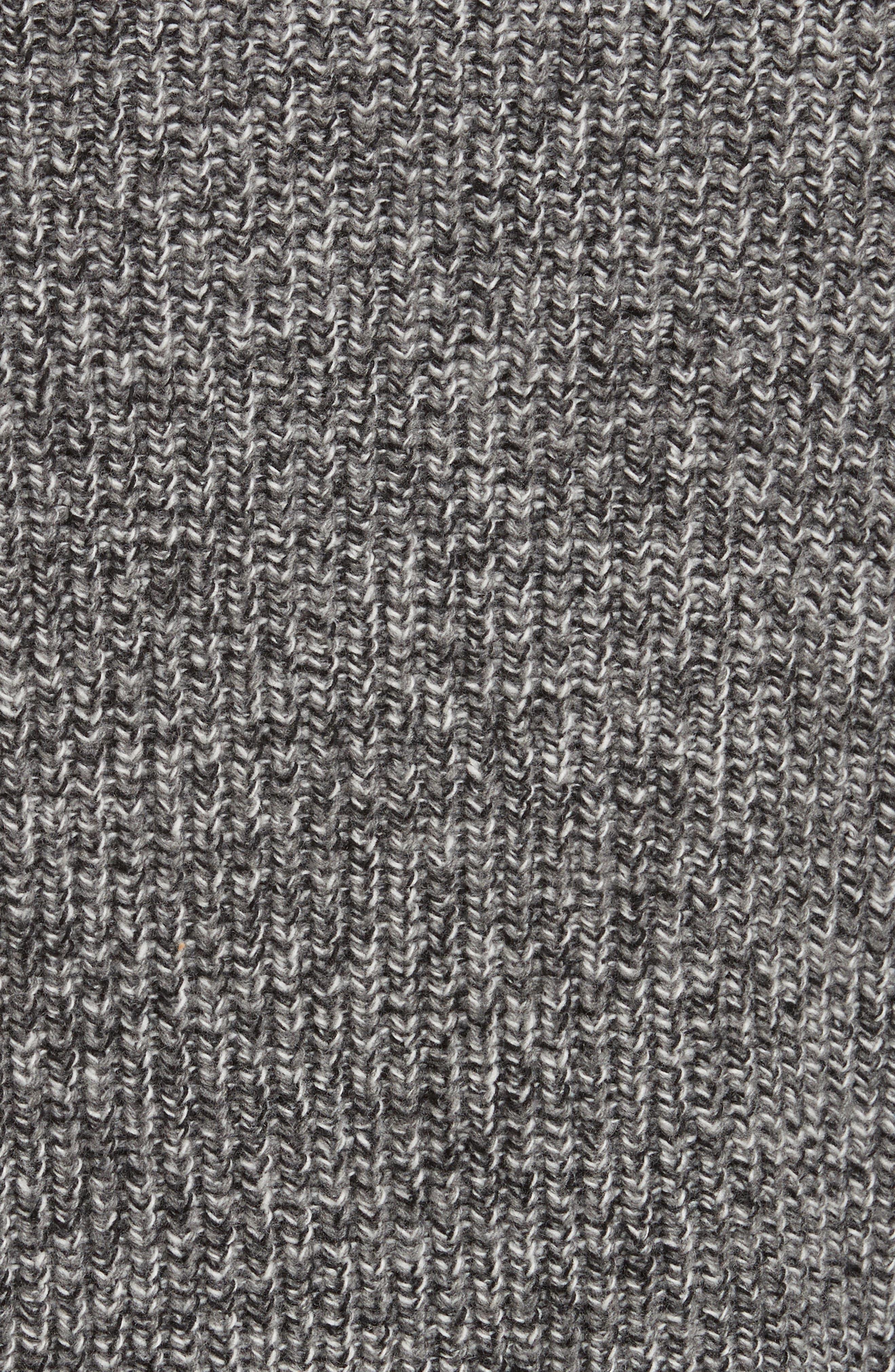 Grunge Marl Sweater,                             Alternate thumbnail 5, color,                             020