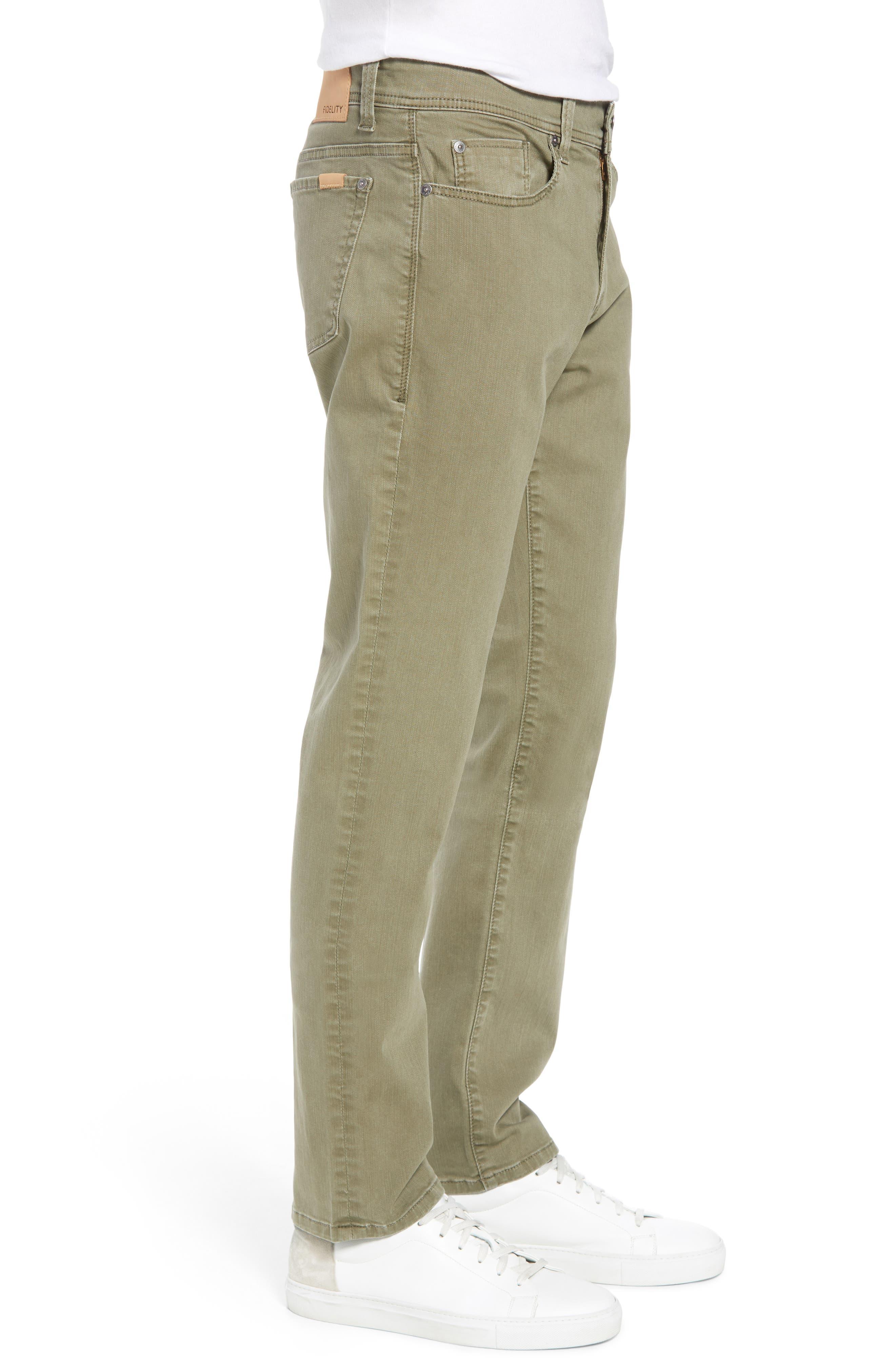 Jimmy Slim Straight Leg Jeans,                             Alternate thumbnail 3, color,                             300