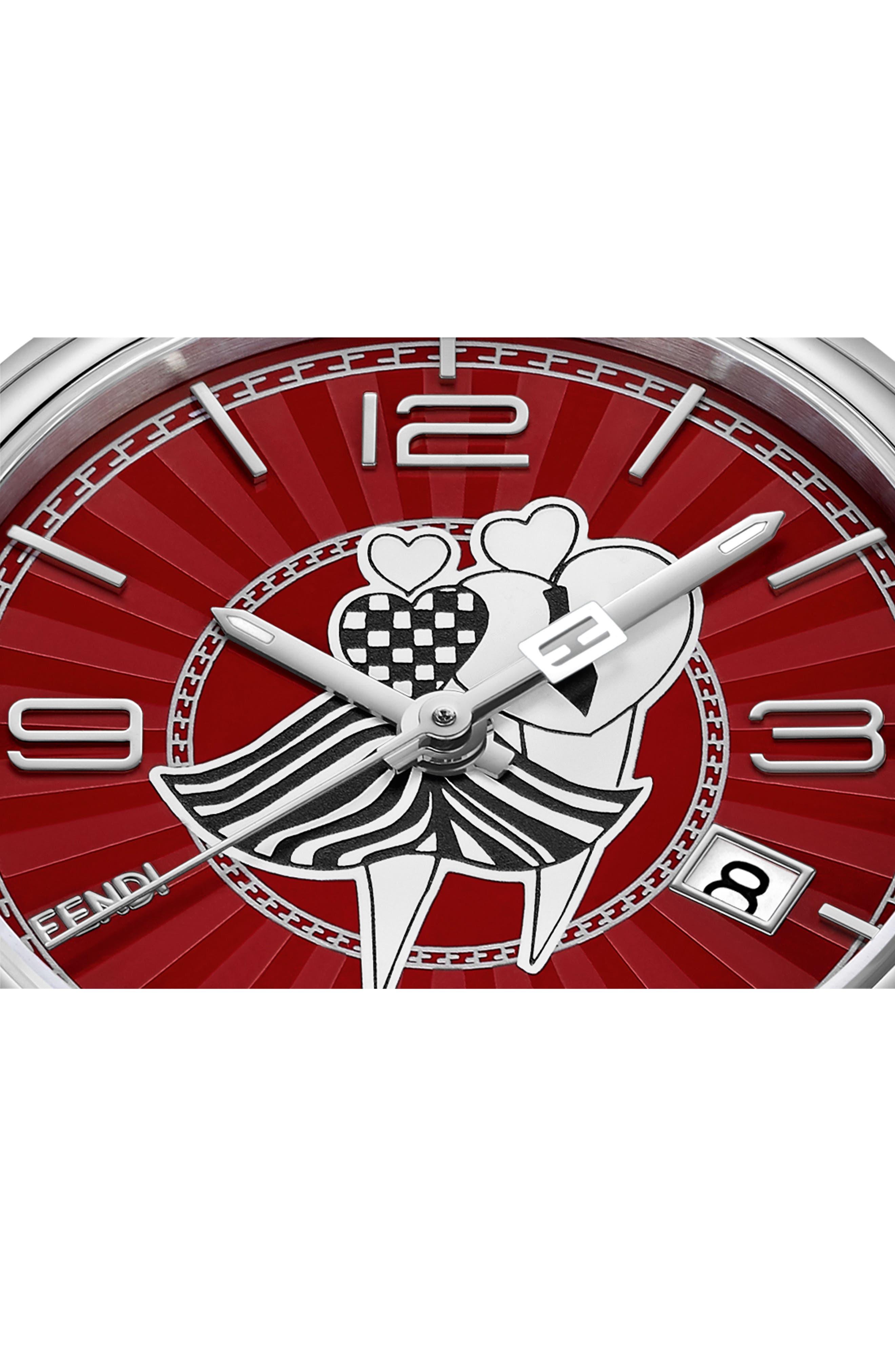 Momento Bracelet Watch, 34mm,                             Alternate thumbnail 6, color,