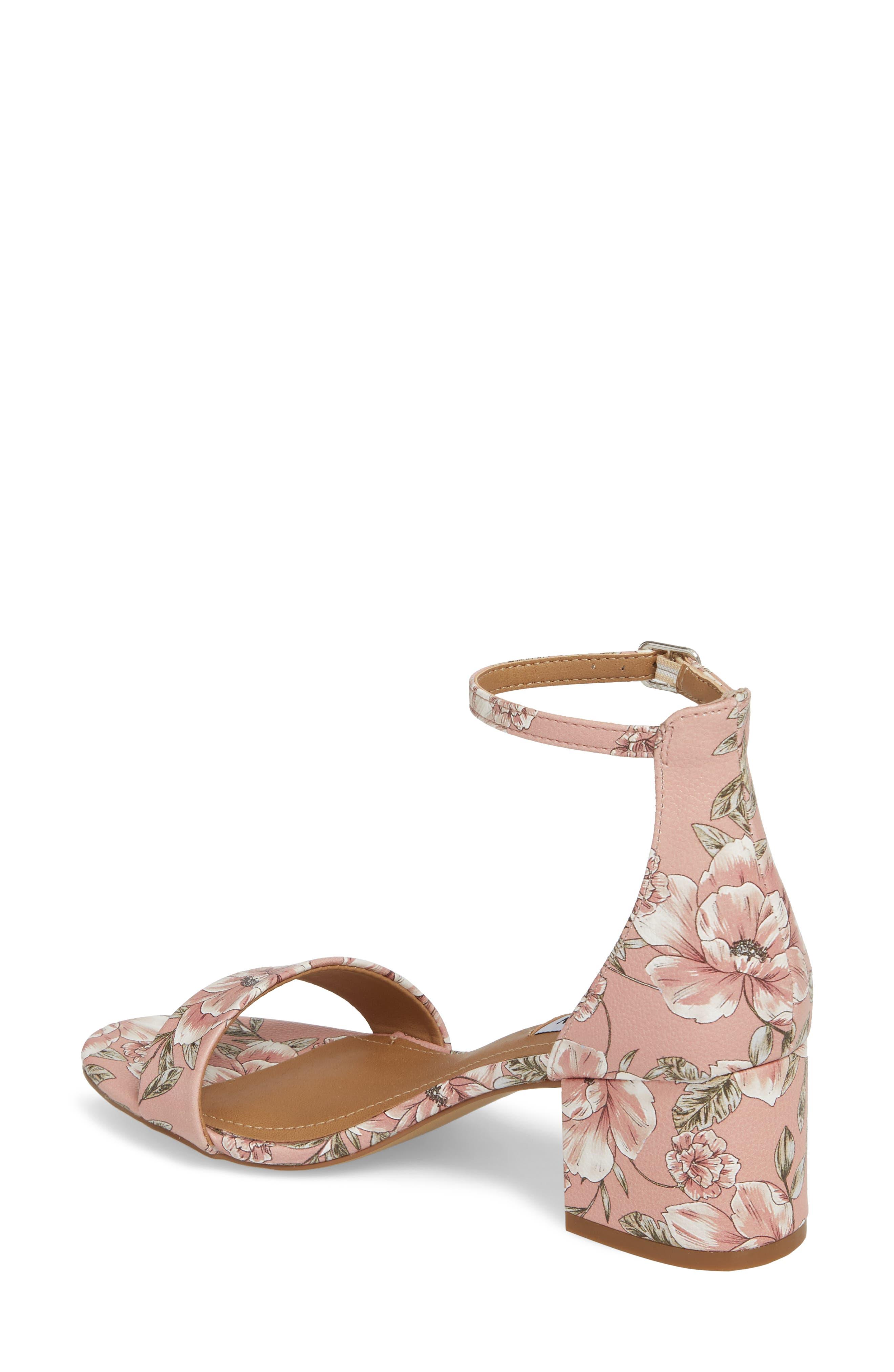 Irenee Ankle Strap Sandal,                             Alternate thumbnail 40, color,