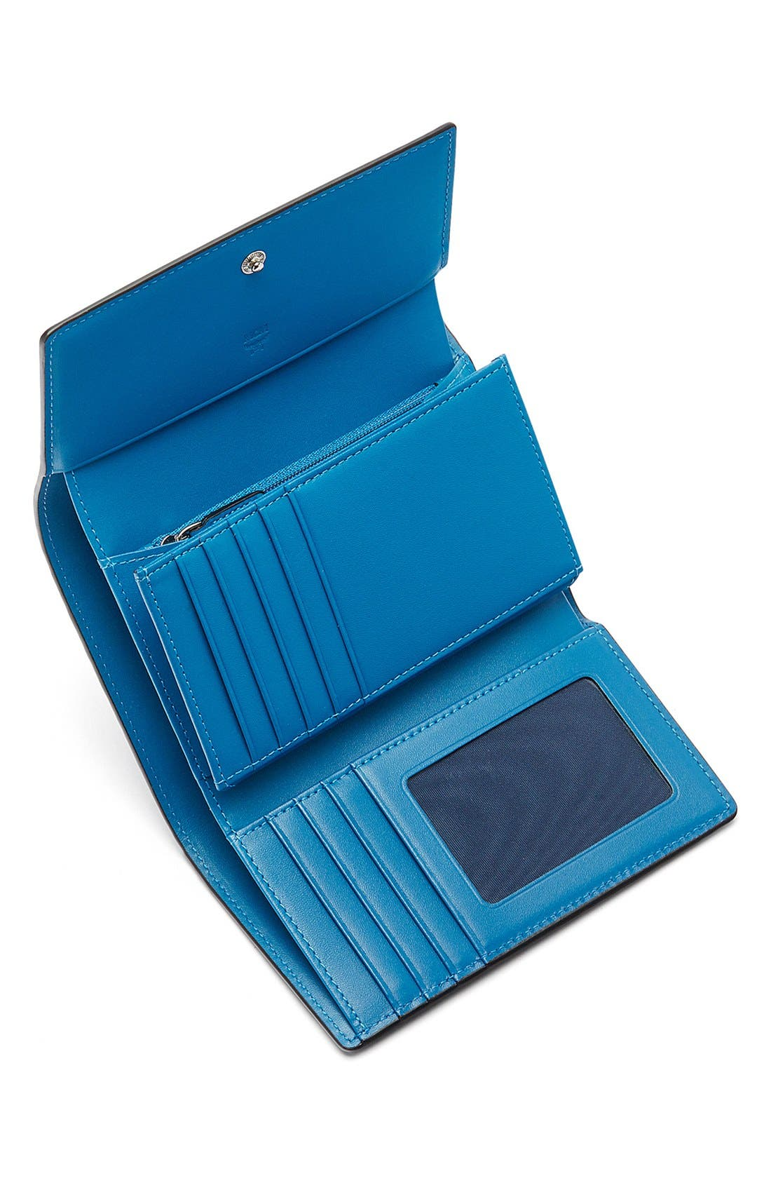 'Visetos' Trifold Wallet,                             Alternate thumbnail 3, color,                             001