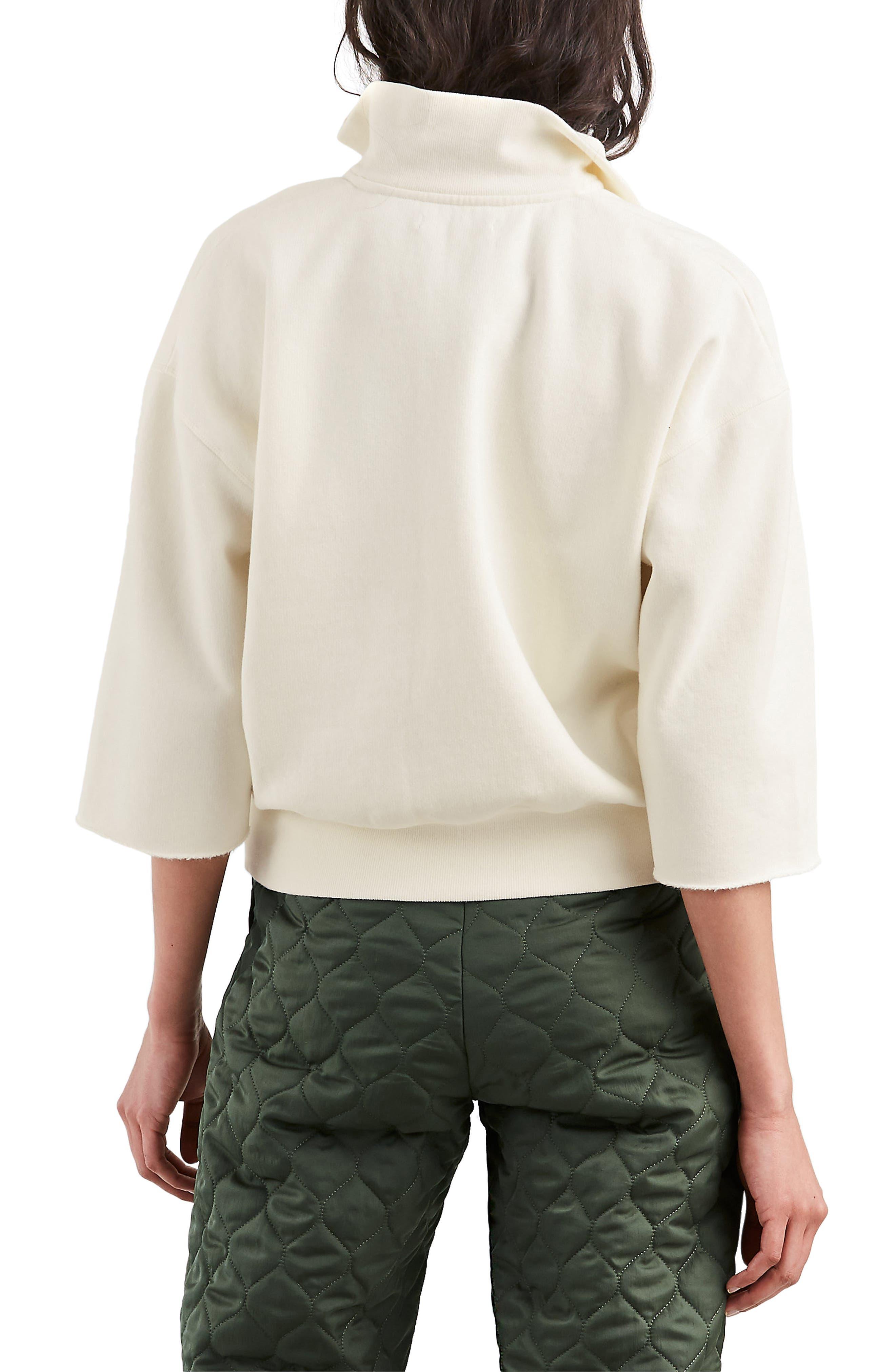 The Popover Sweatshirt,                             Alternate thumbnail 2, color,                             PRISTINE