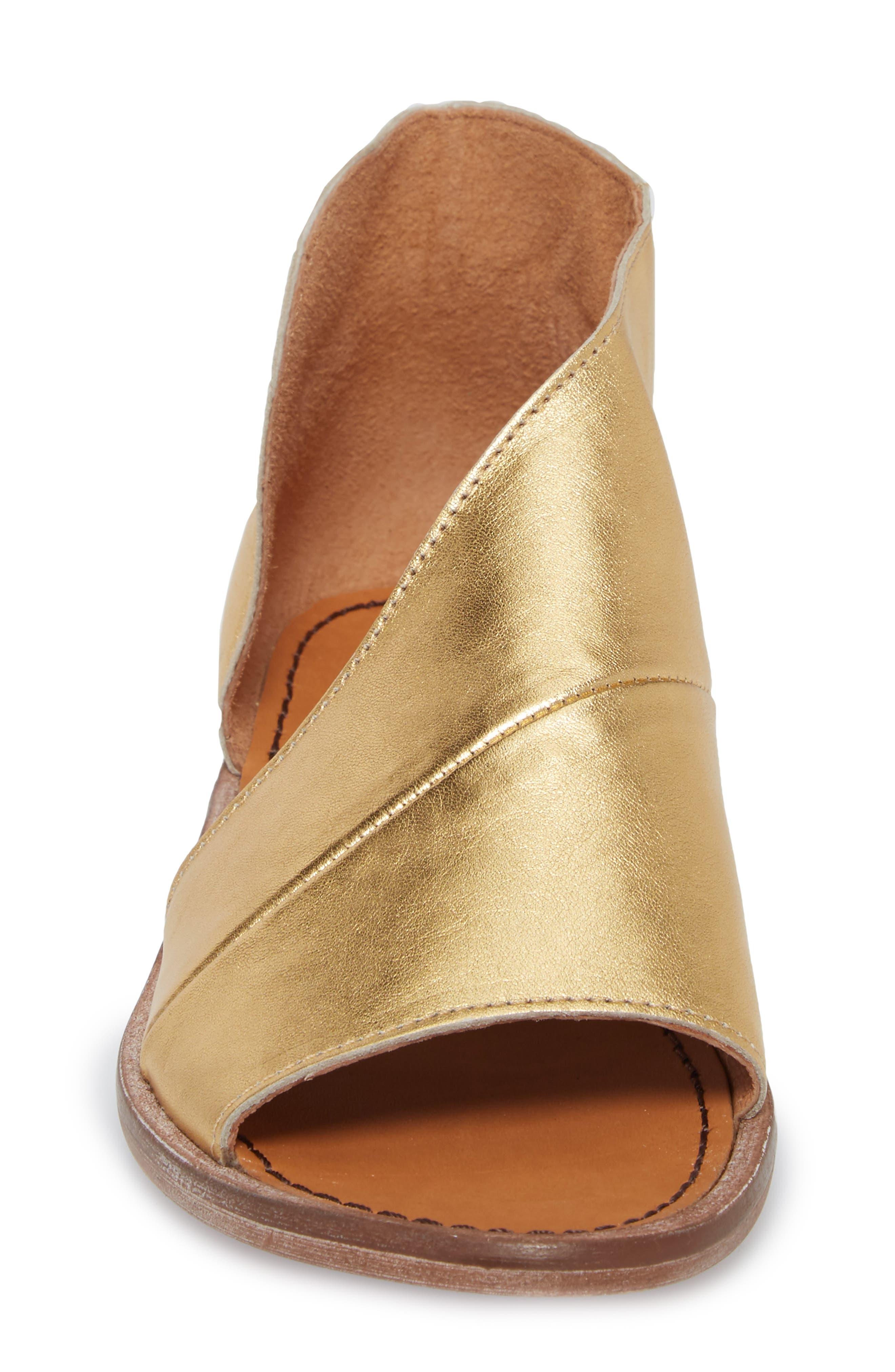 'Mont Blanc' Asymmetrical Sandal,                             Alternate thumbnail 46, color,