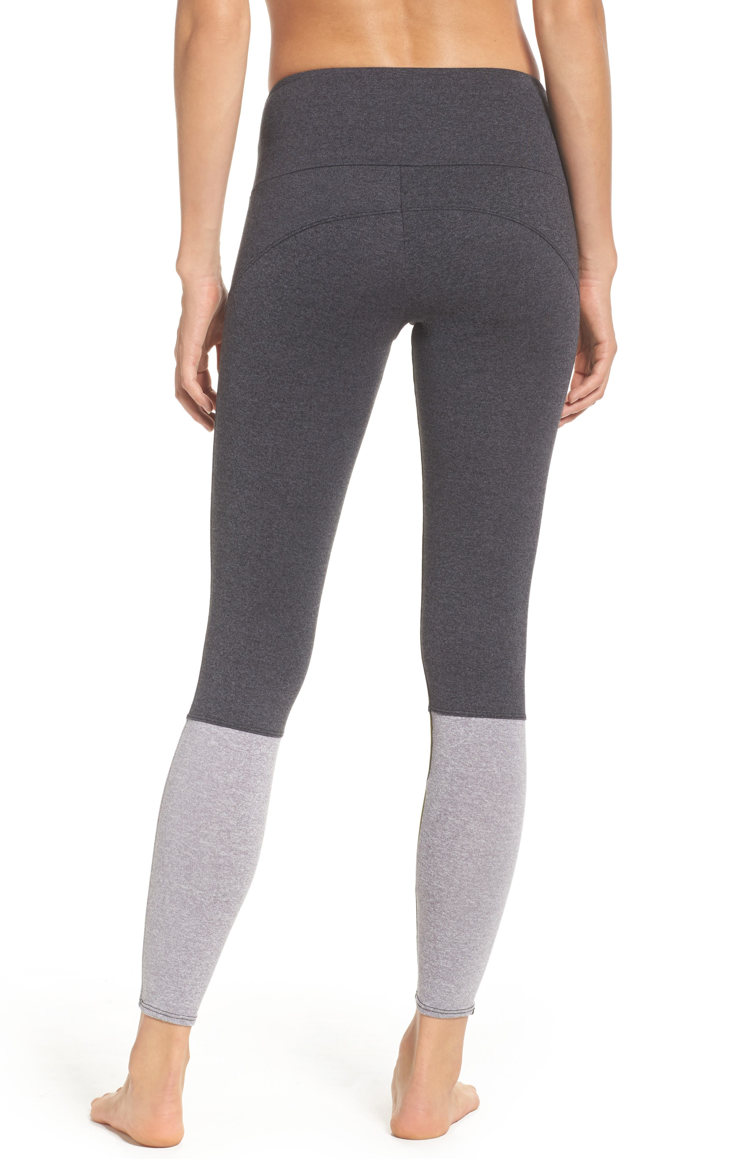 Street High Waist Leggings,                             Alternate thumbnail 6, color,