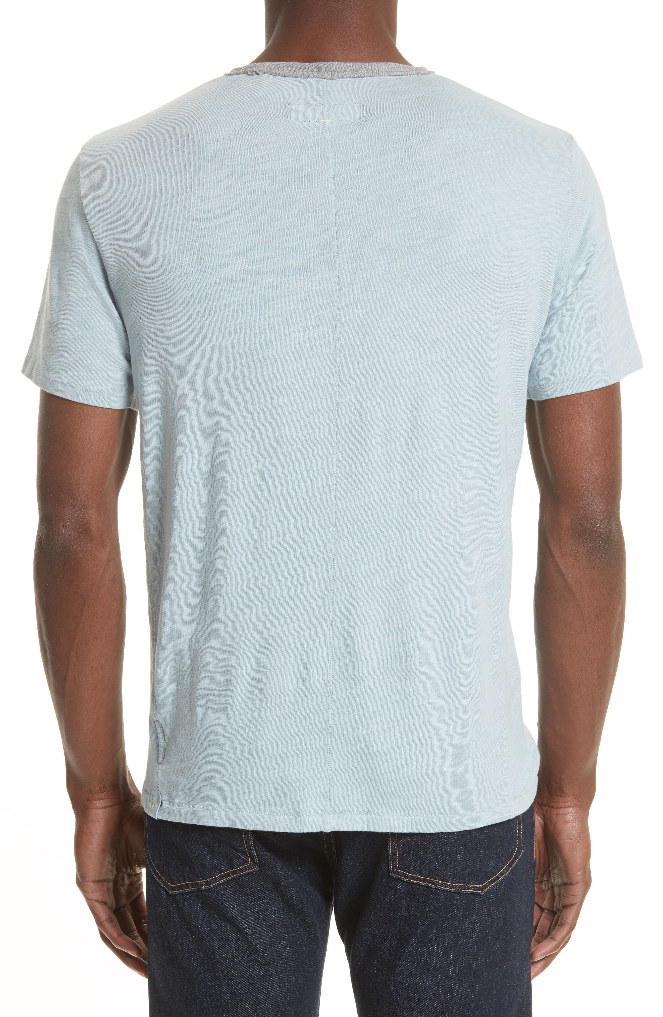 Slub Cotton Jersey T-Shirt,                             Alternate thumbnail 2, color,                             450