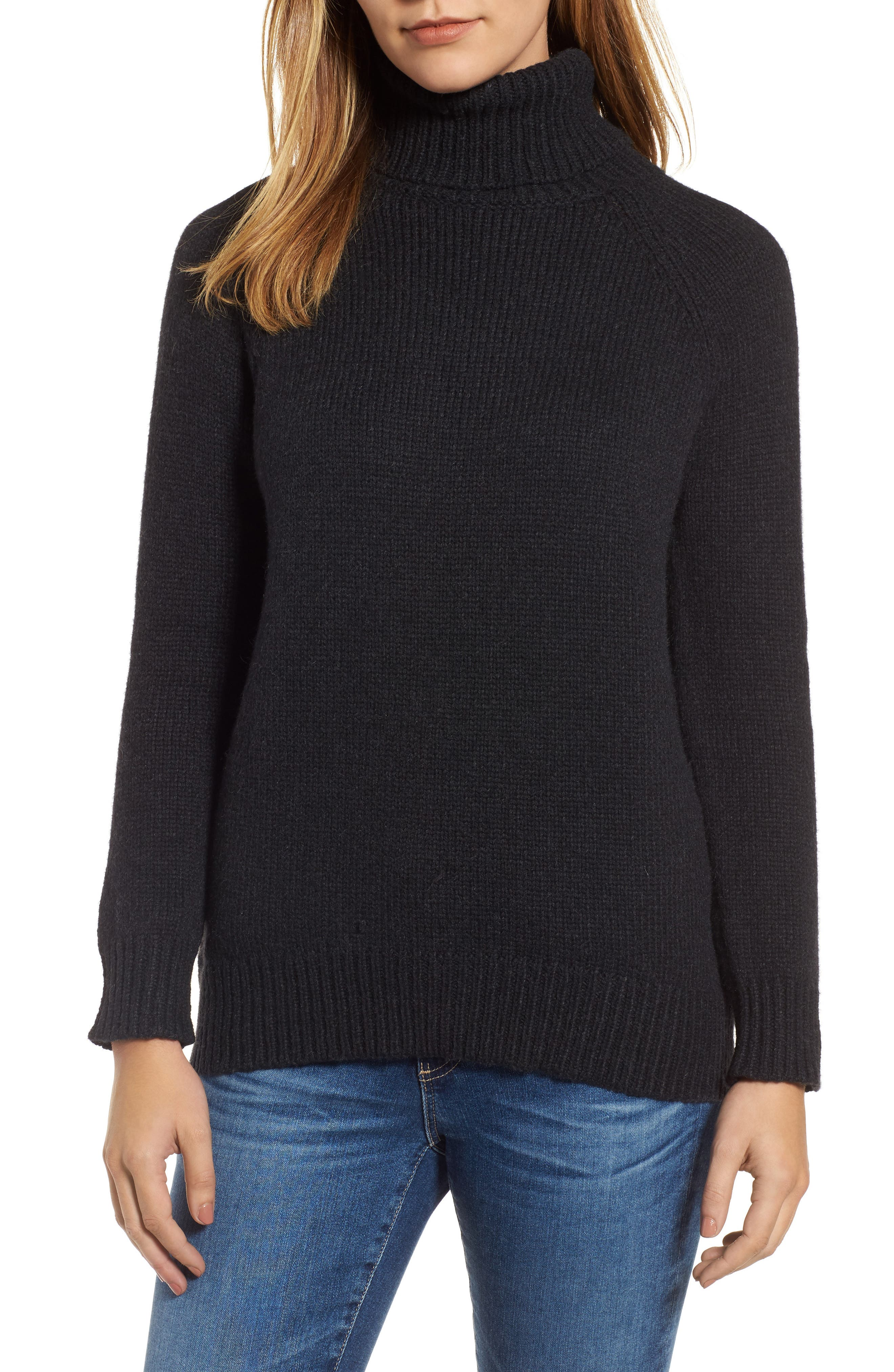 Textured Turtleneck Sweater,                             Main thumbnail 1, color,                             025