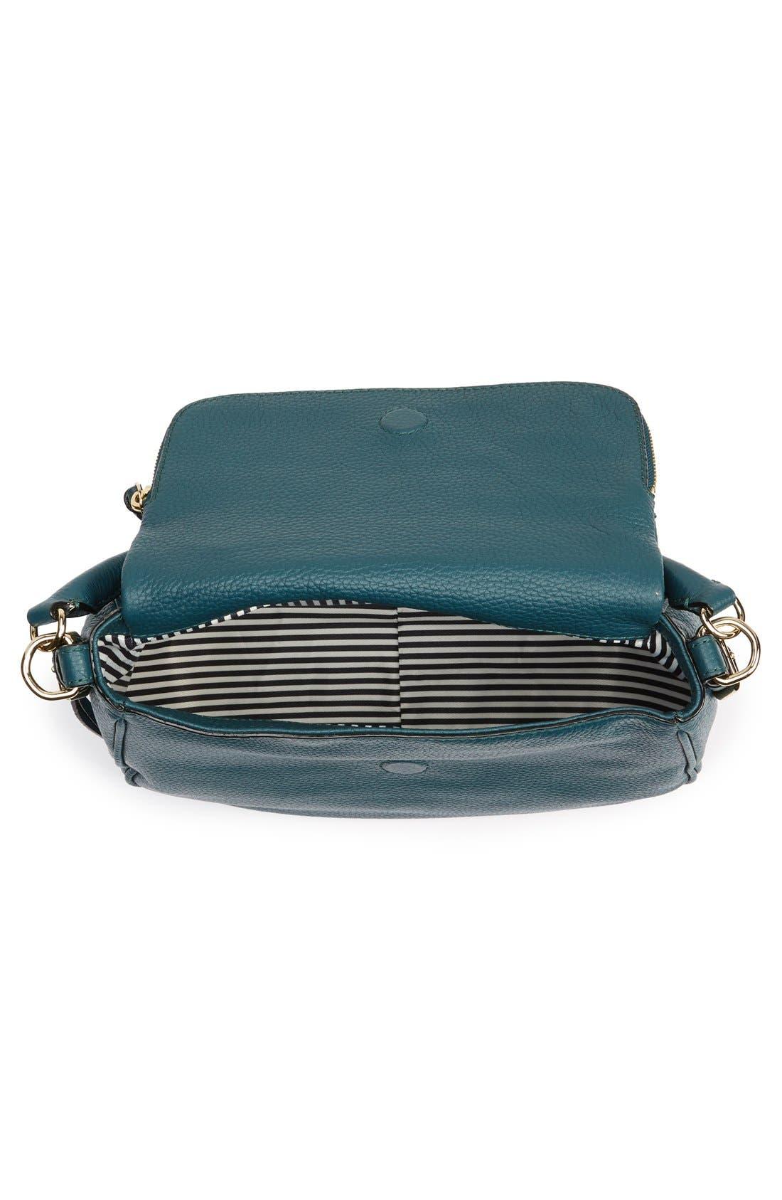cobble hill - deva leather crossbody bag,                             Alternate thumbnail 28, color,