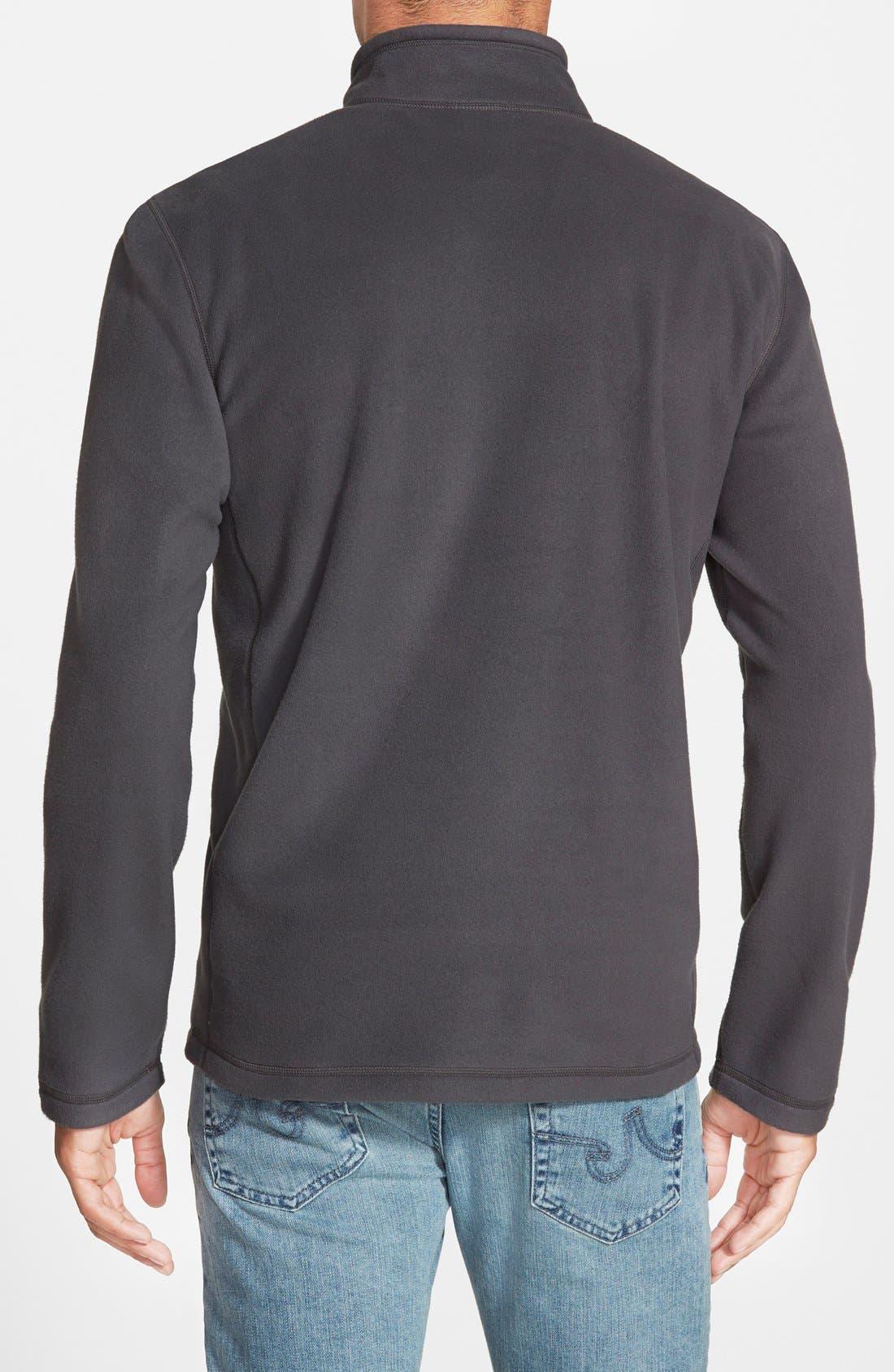 'TKA 100 Glacier' Quarter Zip Fleece Pullover,                             Alternate thumbnail 66, color,