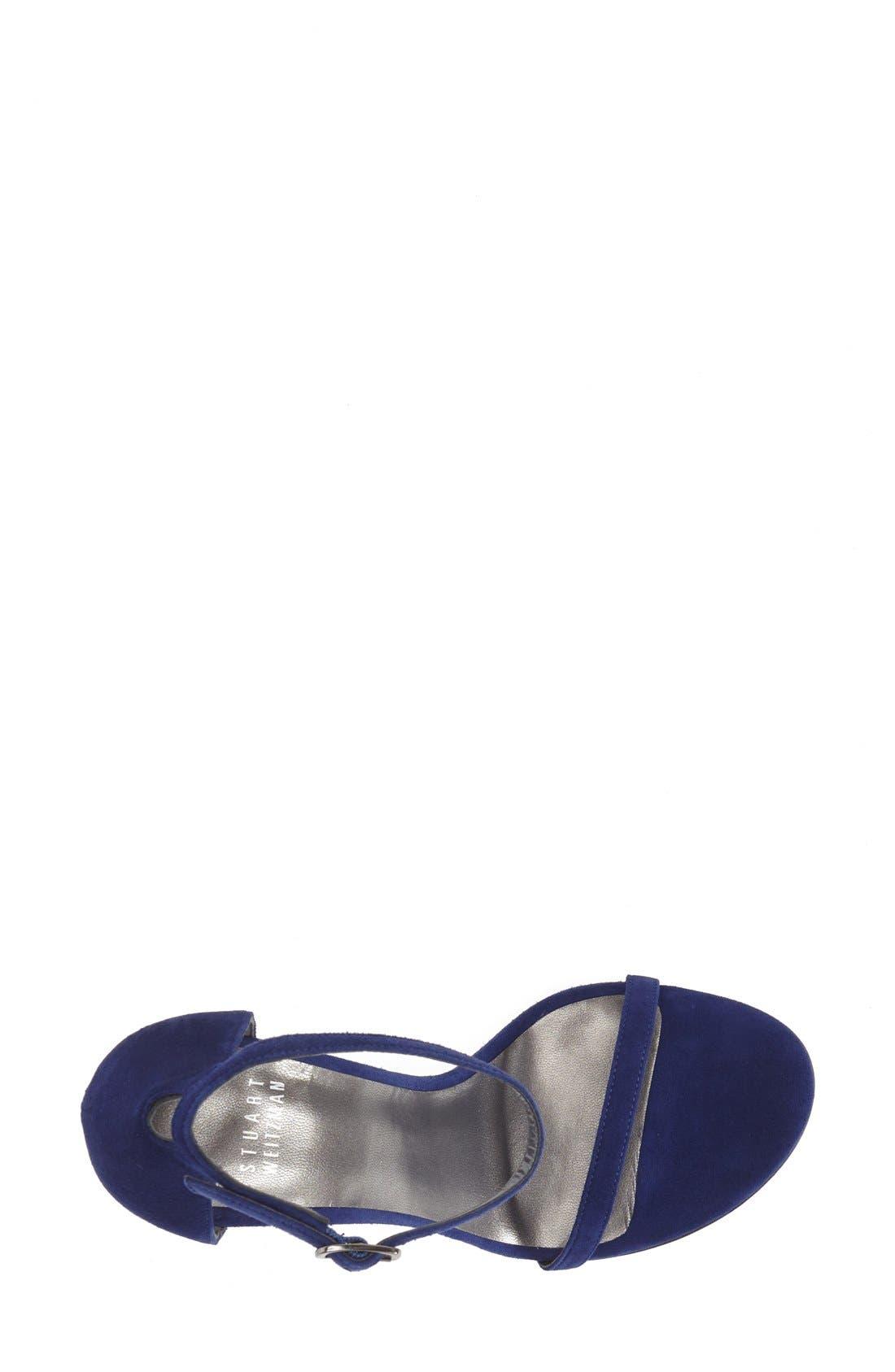 Nudistsong Ankle Strap Sandal,                             Alternate thumbnail 113, color,