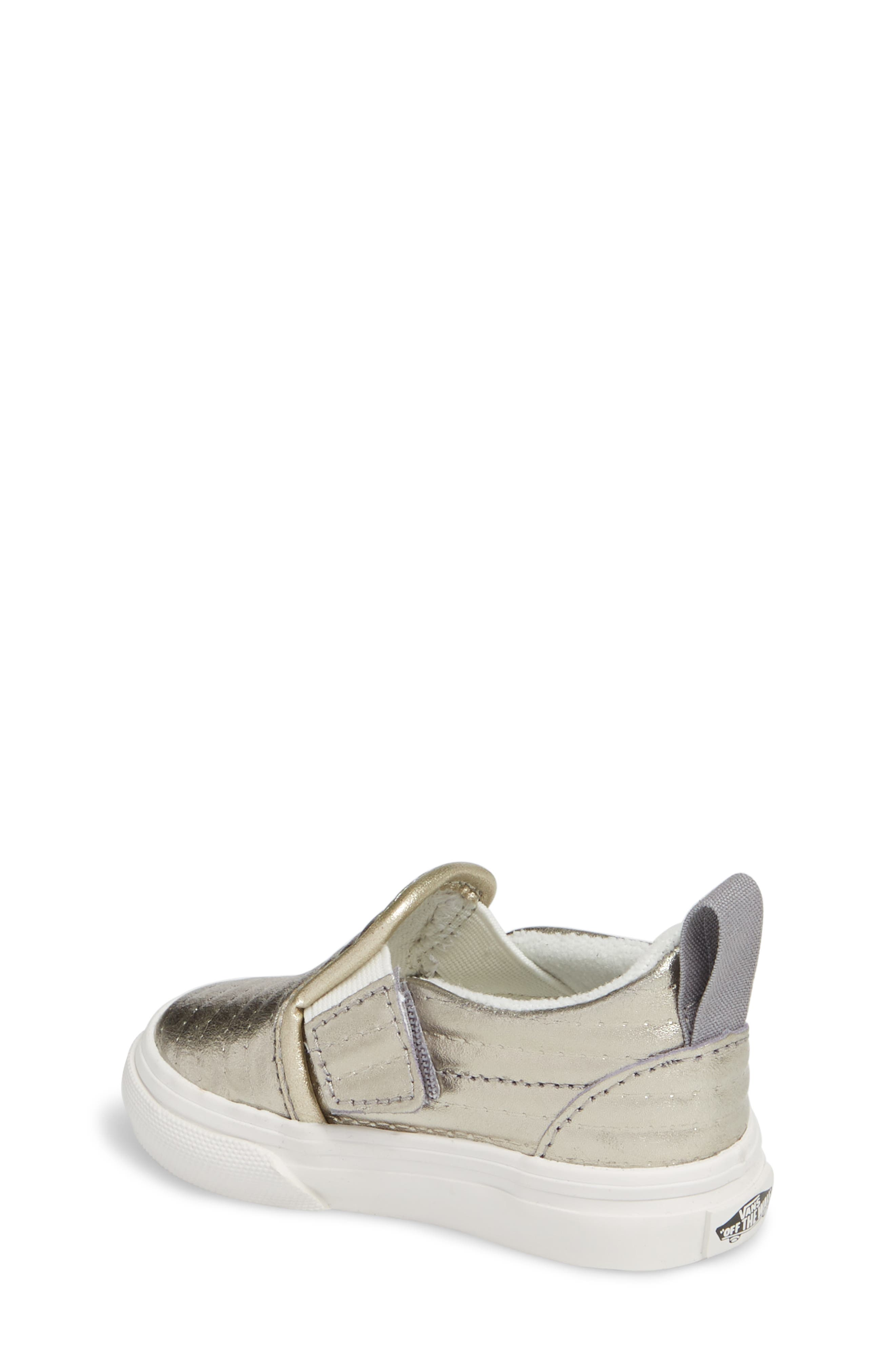 Slip-On V Crib Shoe,                             Alternate thumbnail 2, color,                             041