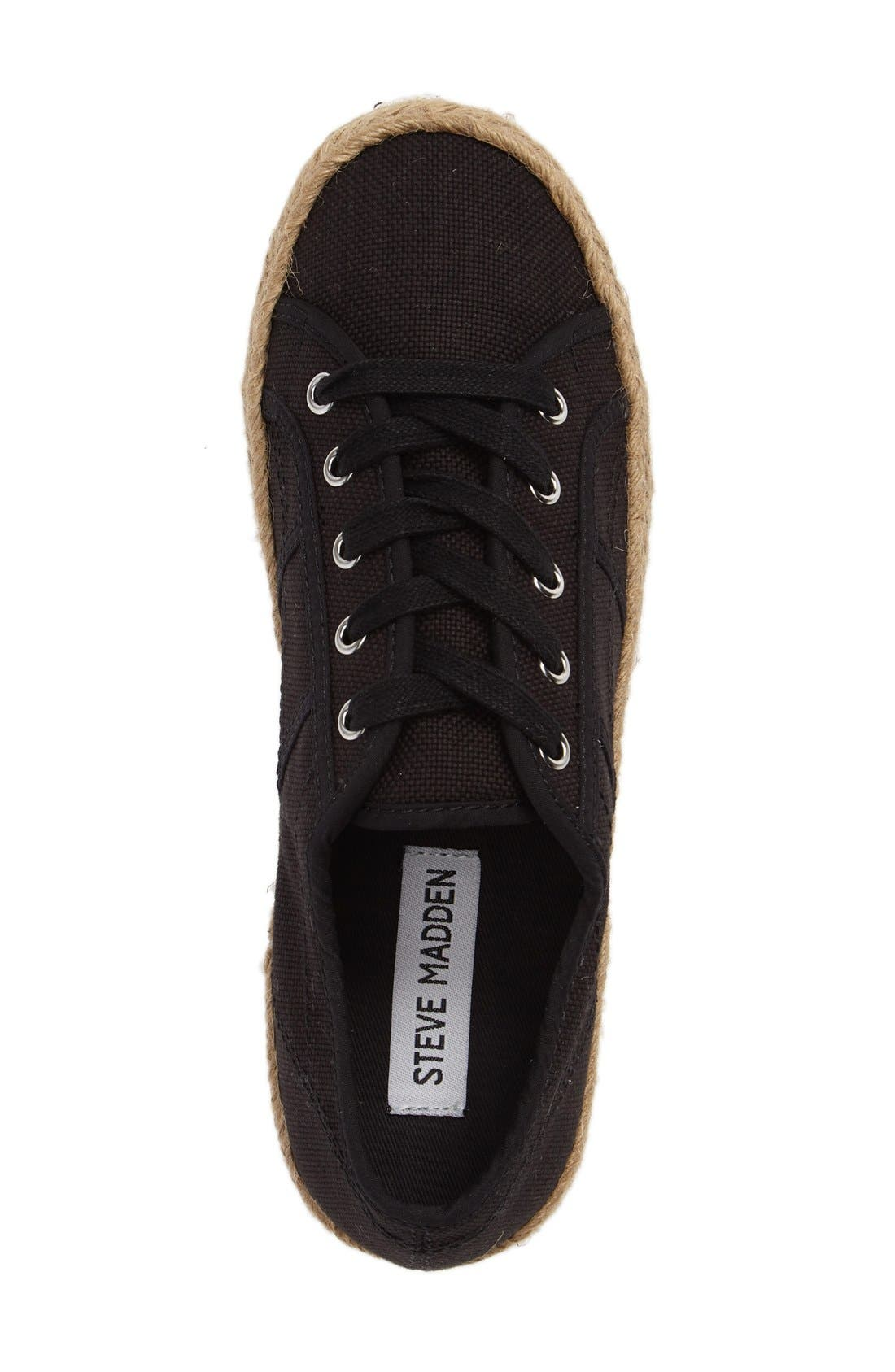 Hampton Platform Sneaker,                             Alternate thumbnail 7, color,                             007