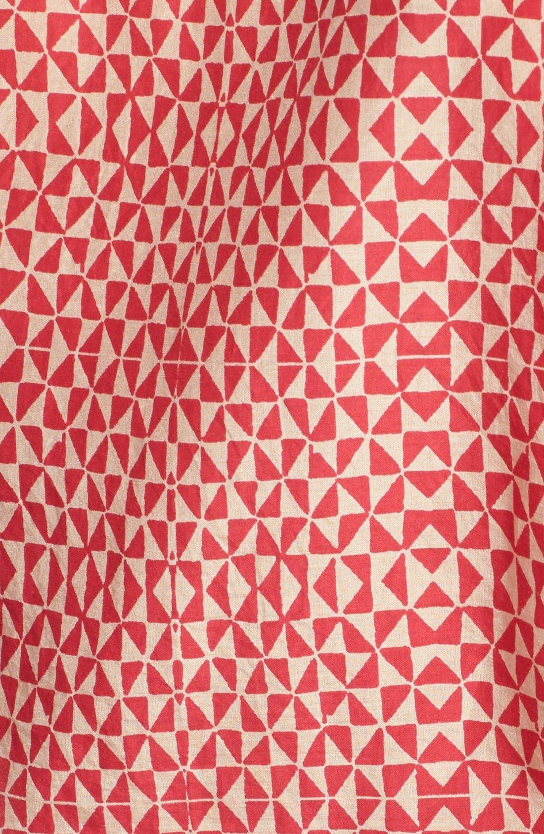 Cotton & Silk Shirt,                             Alternate thumbnail 167, color,