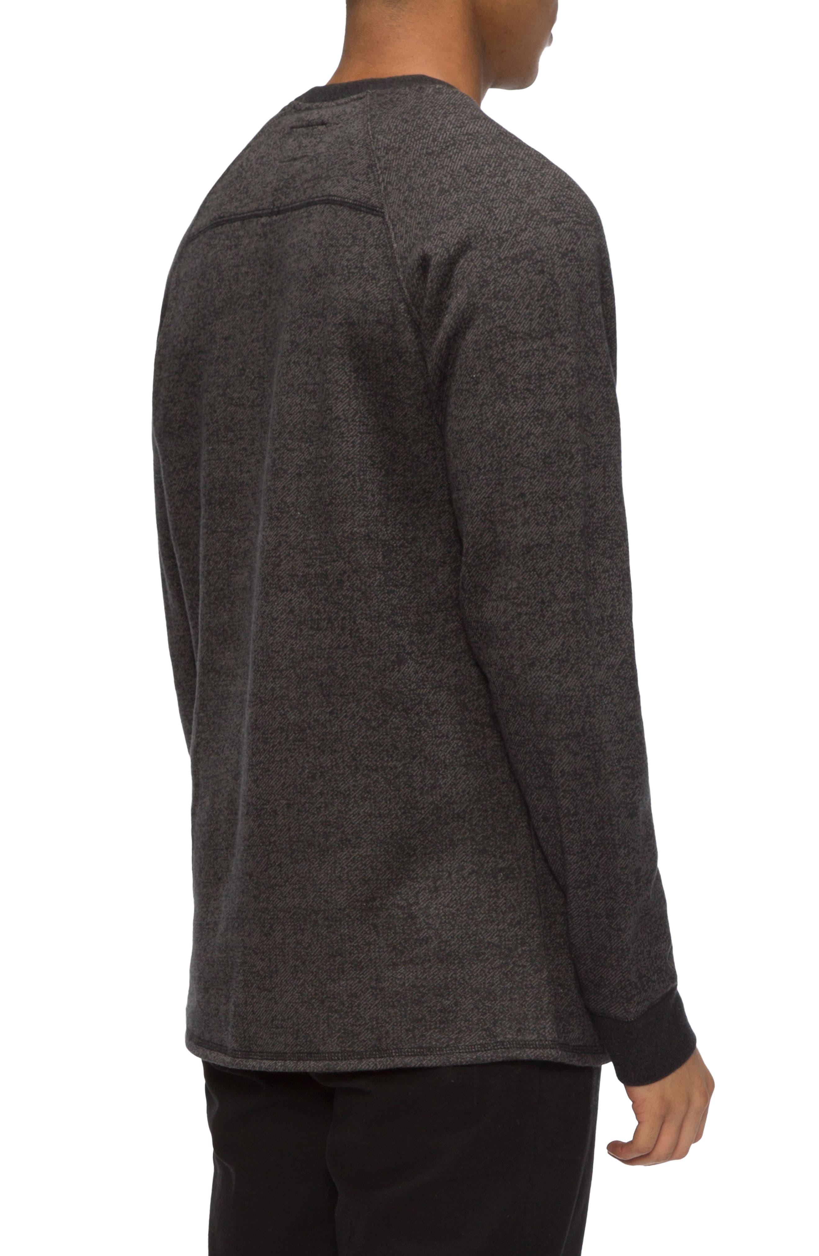Alpha II Sweatshirt,                             Alternate thumbnail 2, color,                             014