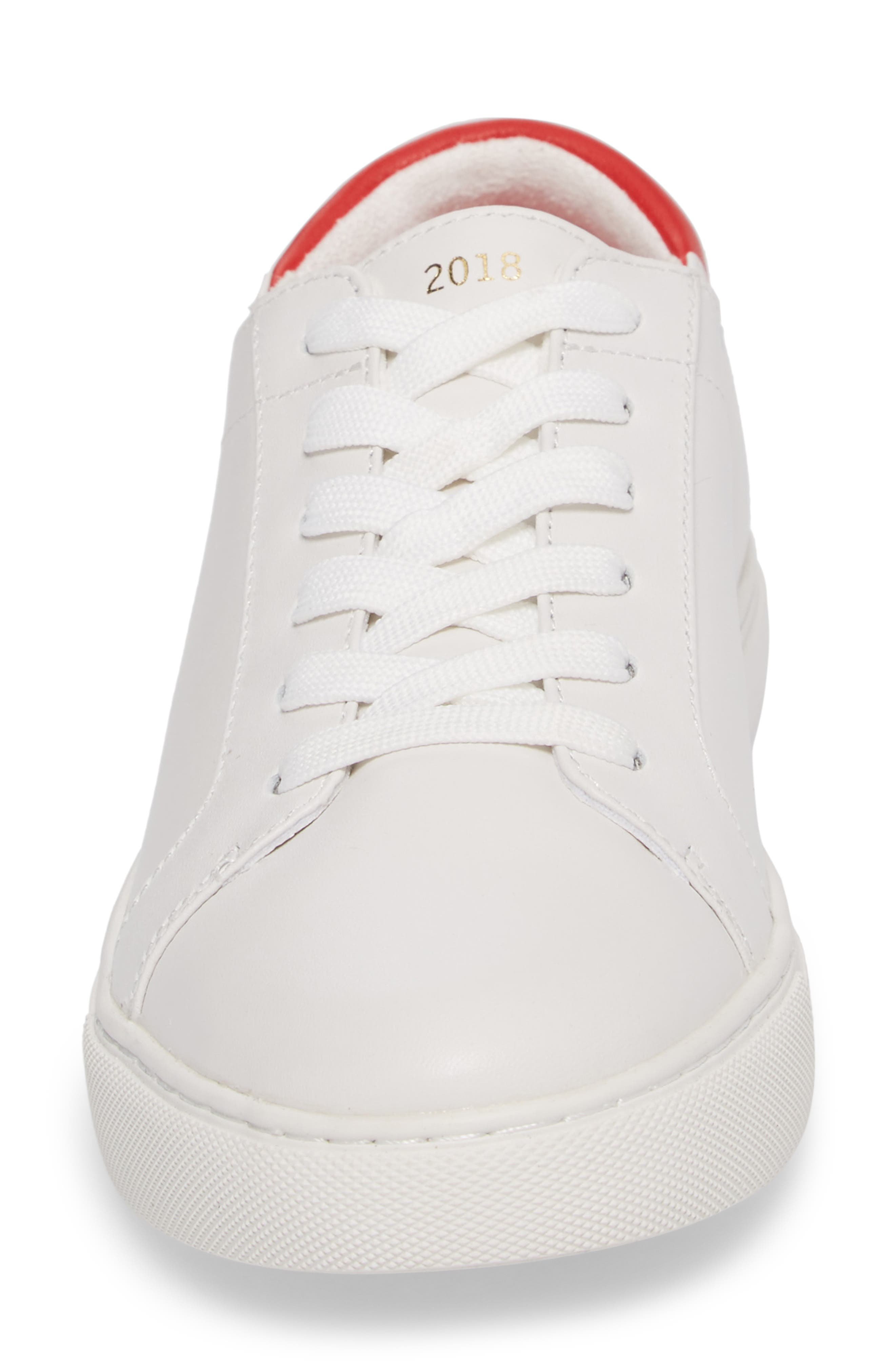 Cam Low Top Sneaker,                             Alternate thumbnail 8, color,