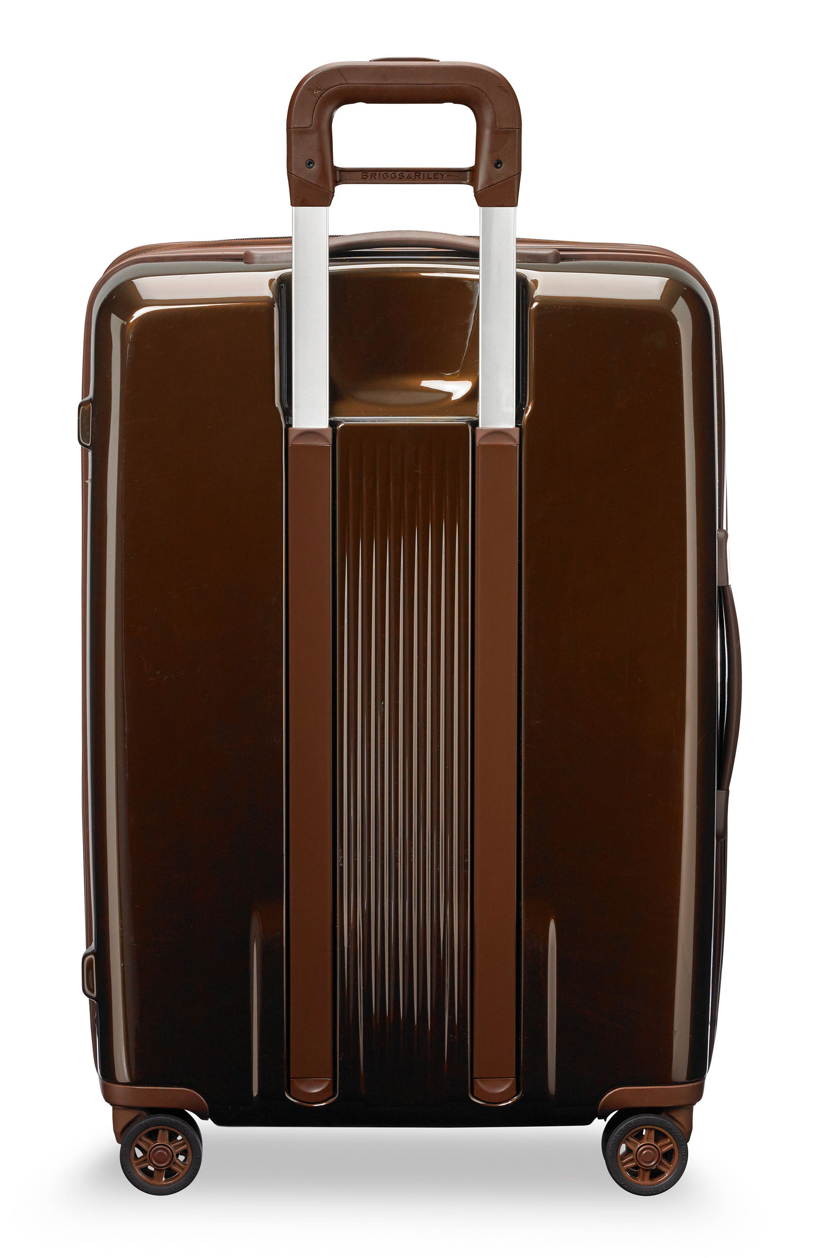 Sympatico 27-Inch Expandable Wheeled Packing Case,                             Alternate thumbnail 4, color,                             BRONZE