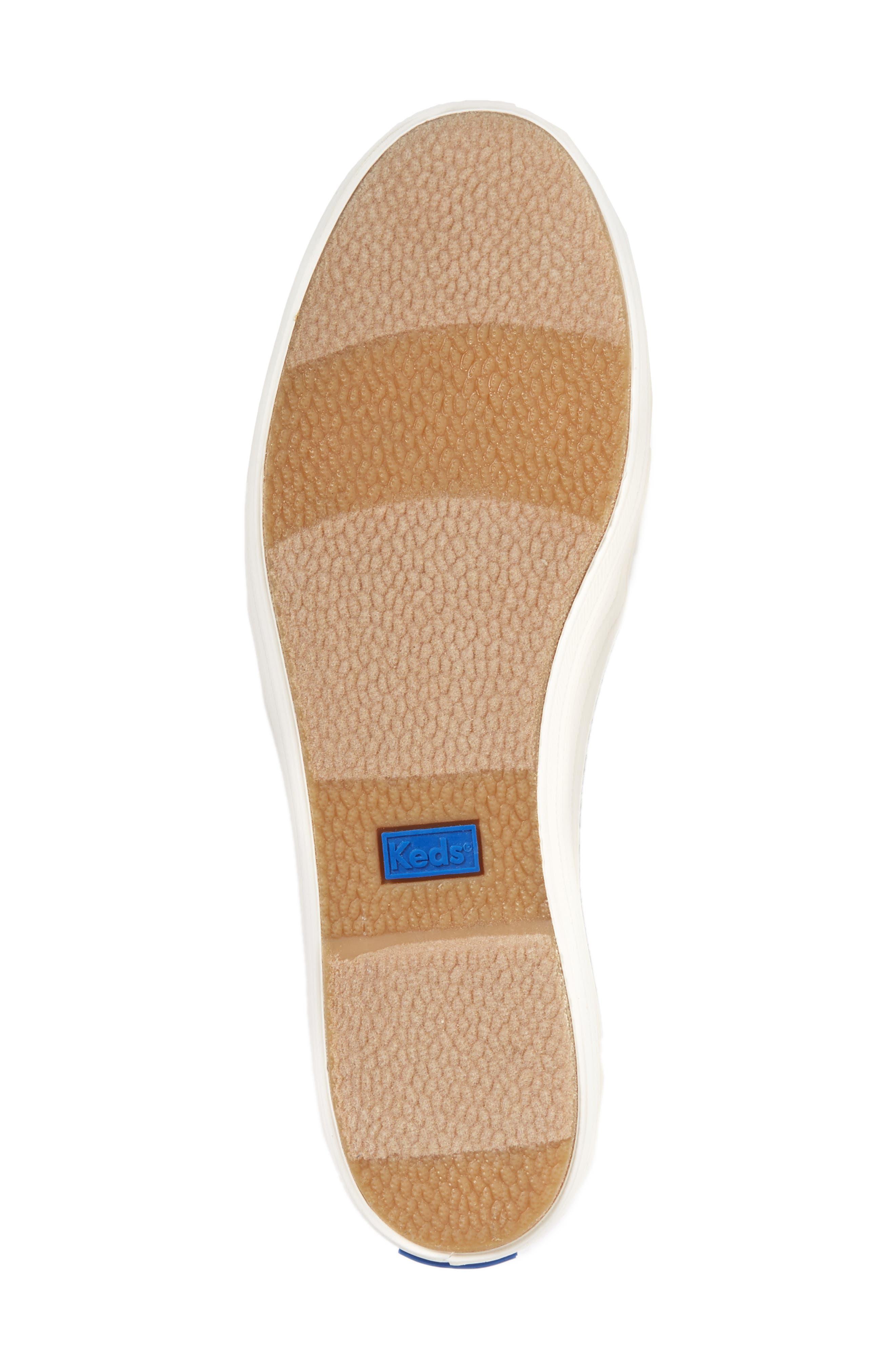 Triple Decker Slip-On Platform Sneaker,                             Alternate thumbnail 45, color,