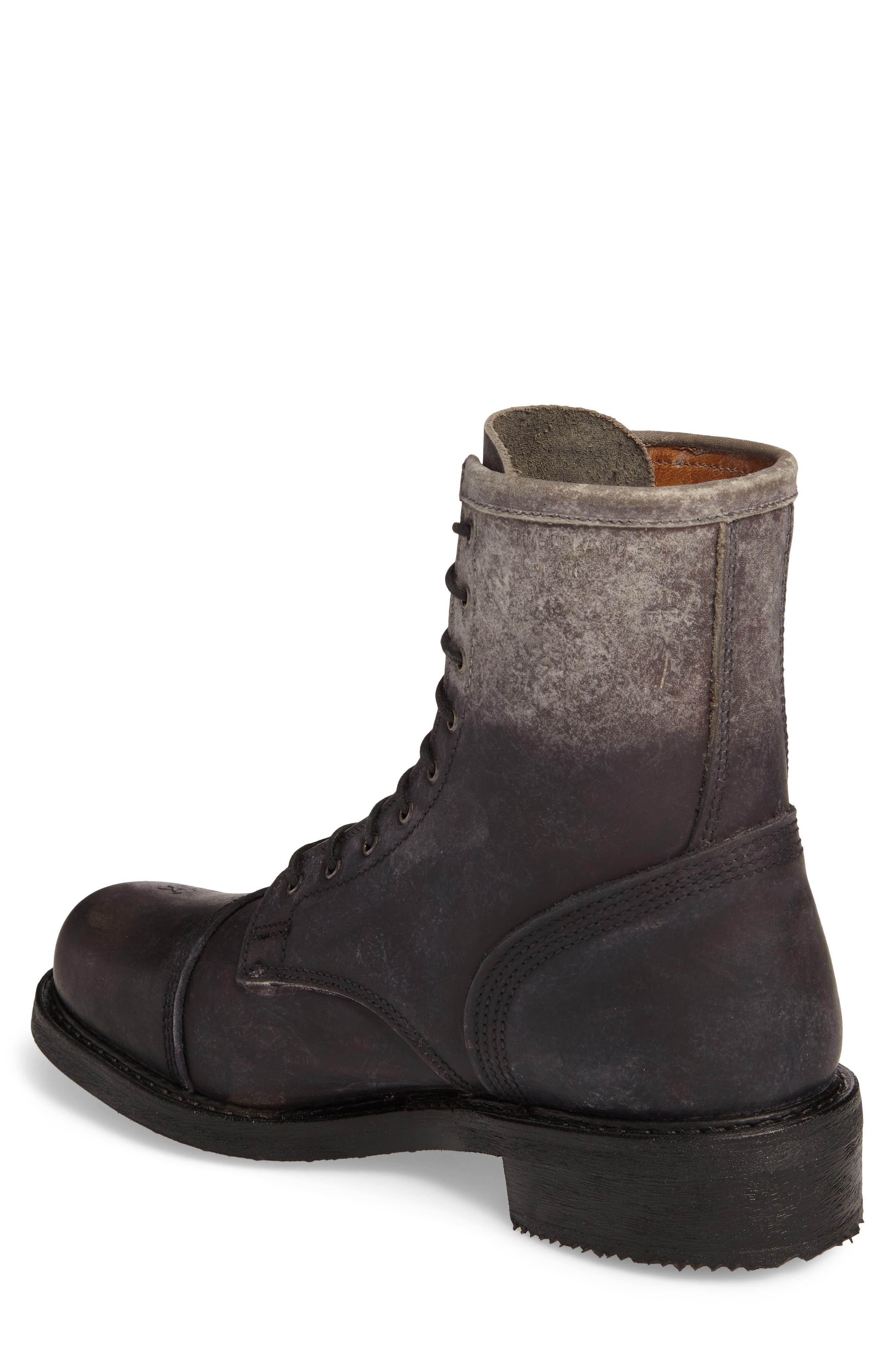 Smuggler's Notch Cap Toe Boot,                             Alternate thumbnail 2, color,                             020