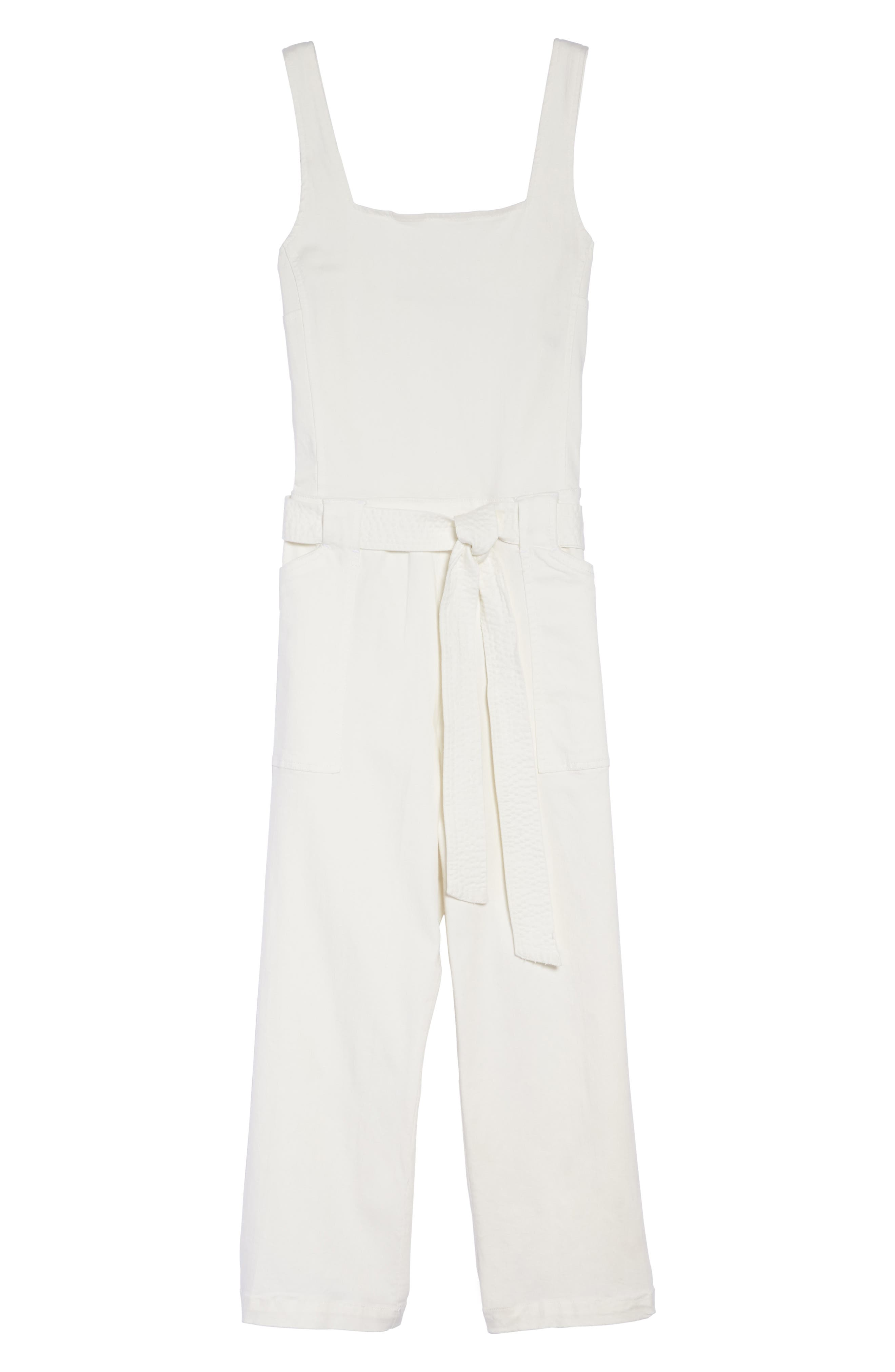 Belted Overalls,                             Alternate thumbnail 6, color,