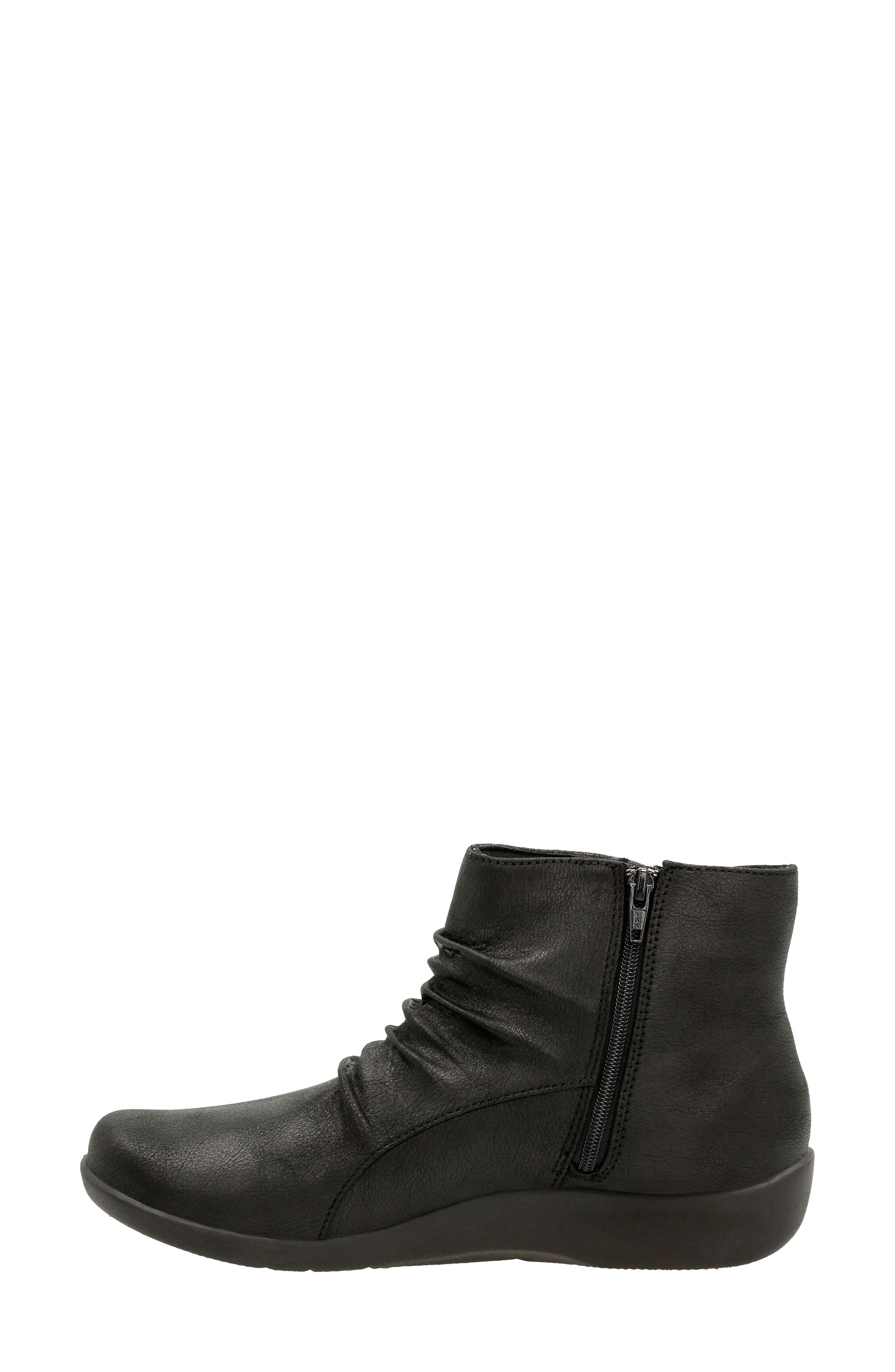 CLARKS<SUP>®</SUP>,                             'Sillian Chell' Boot,                             Alternate thumbnail 2, color,                             005
