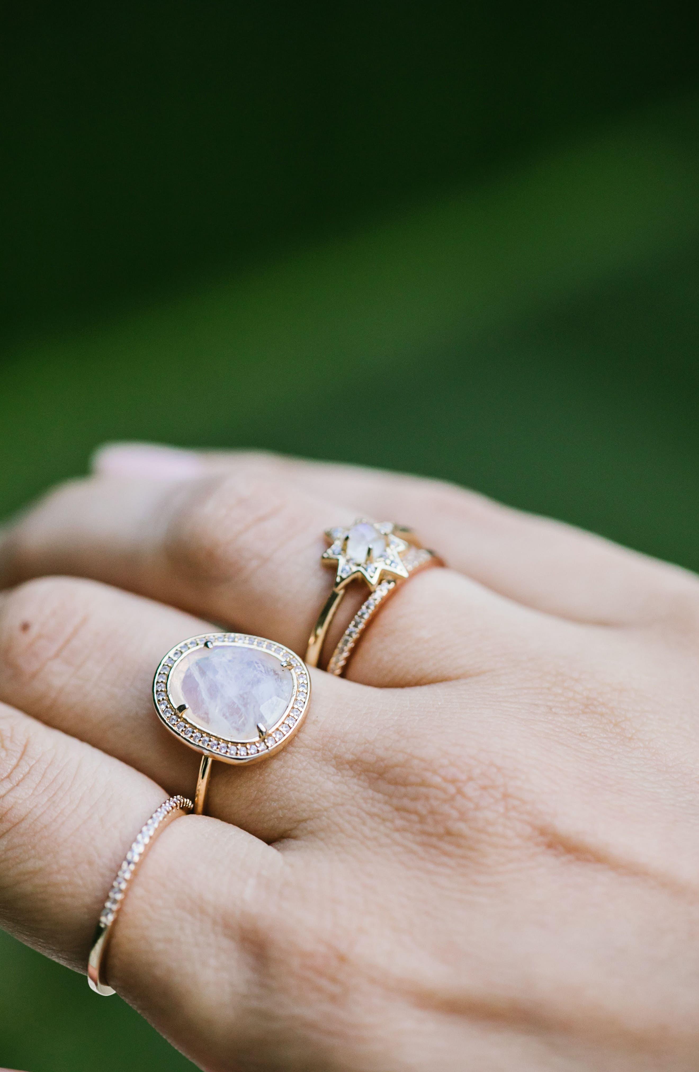 Stone Ring,                             Alternate thumbnail 14, color,