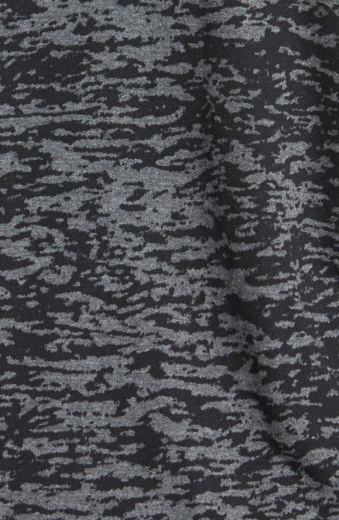 One-Button Fleece Cardigan,                             Alternate thumbnail 107, color,