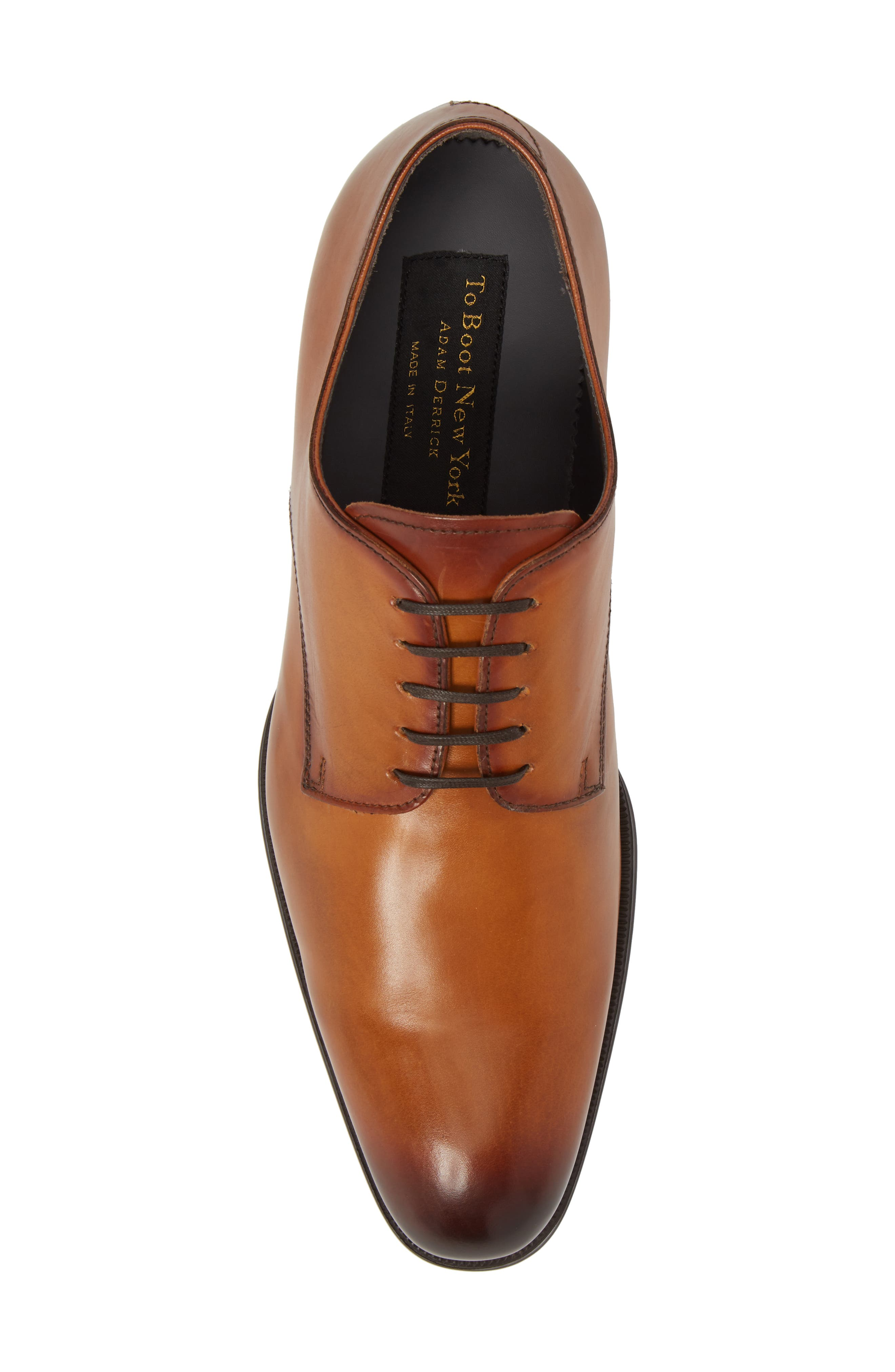 'Buchanan' Plain Toe Derby,                             Alternate thumbnail 5, color,                             245