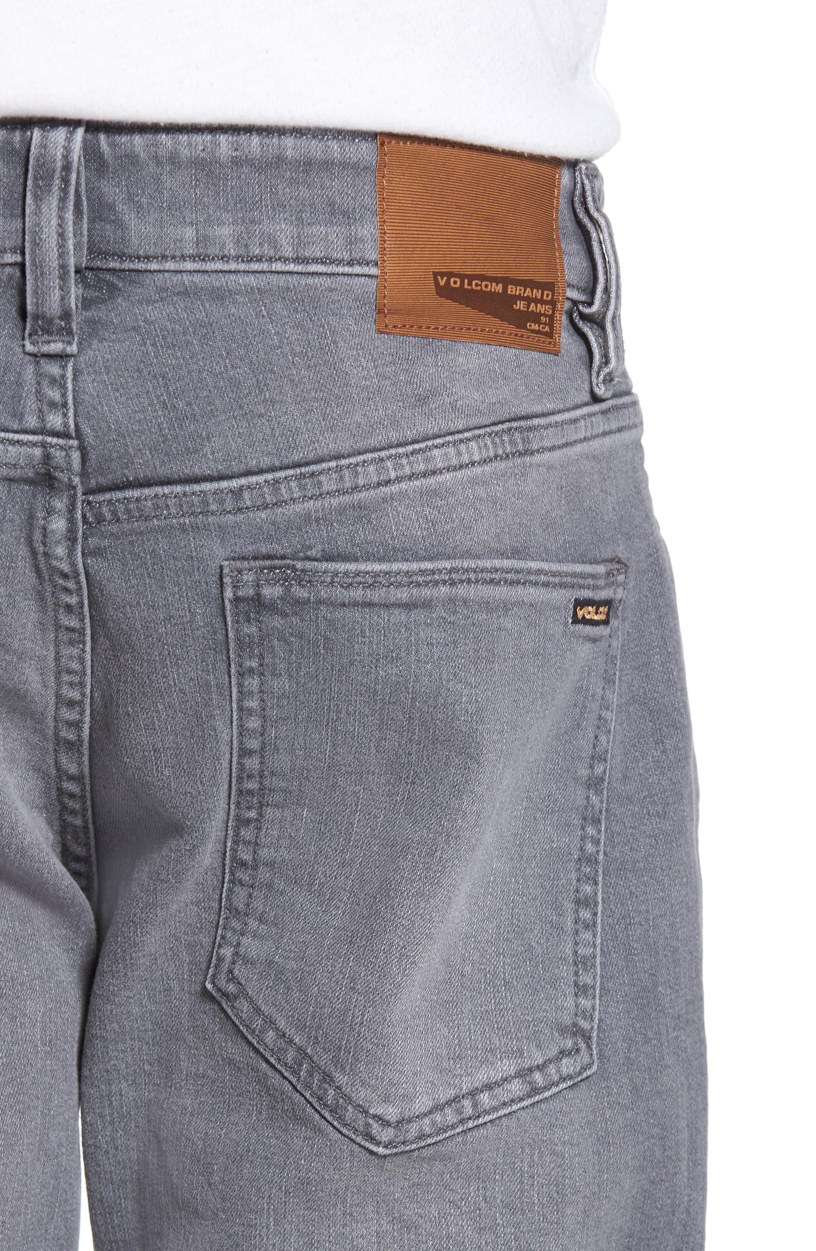 'Vorta' Slim Fit Jeans,                             Alternate thumbnail 22, color,