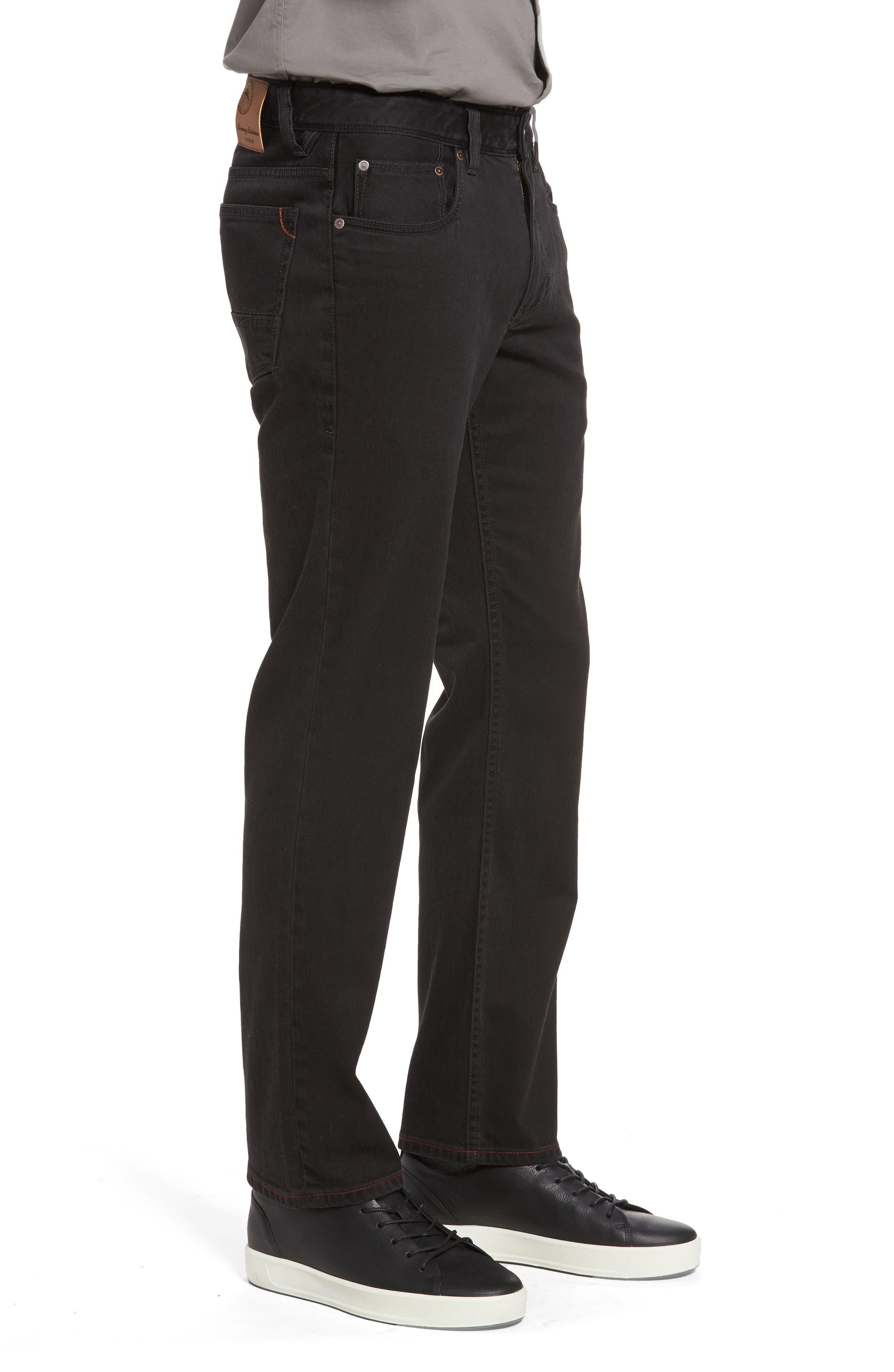 Sand Drifter Straight Leg Jeans,                             Alternate thumbnail 3, color,                             001