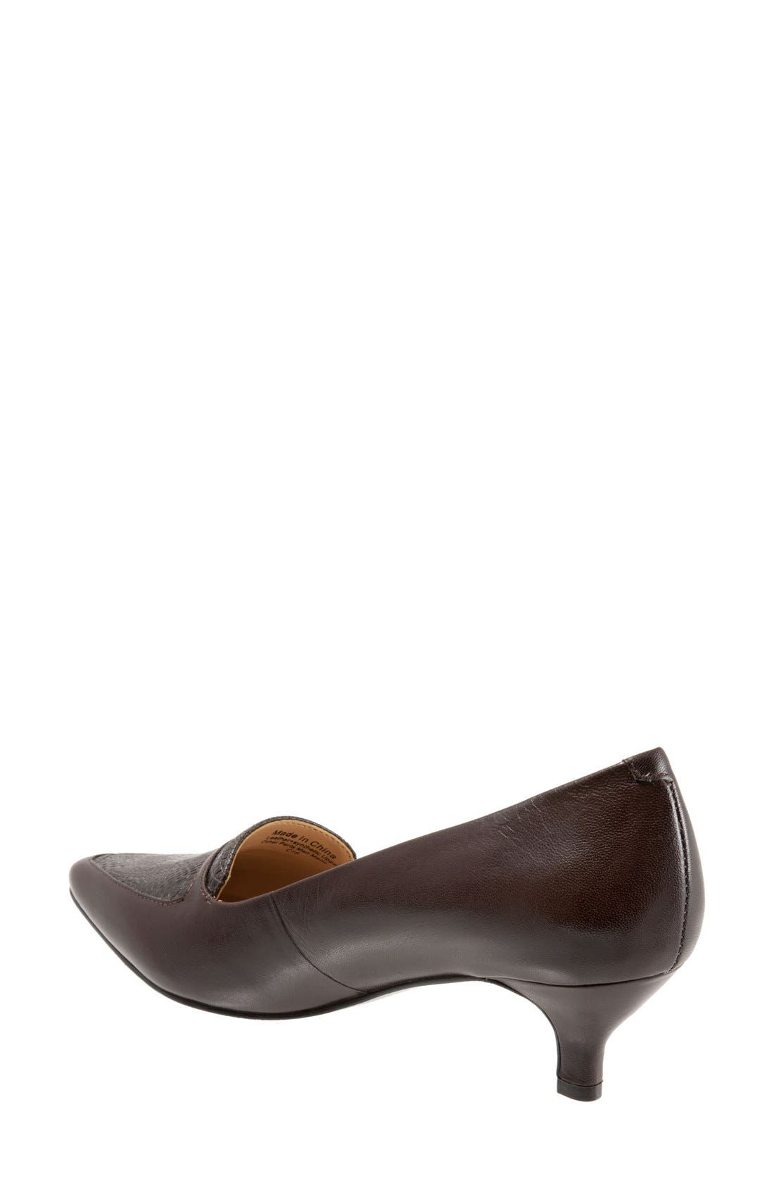 'Piper' Pointy Toe Pump,                             Alternate thumbnail 23, color,