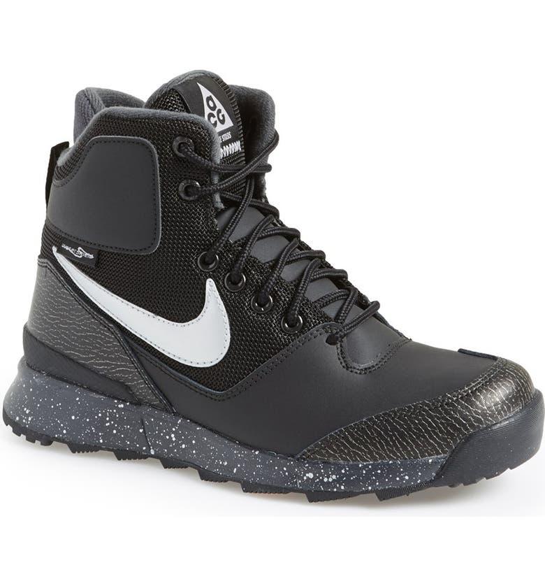 Nike  Stasis ACG  Waterproof Sneaker Boot (Big Kids)  3805cb229d
