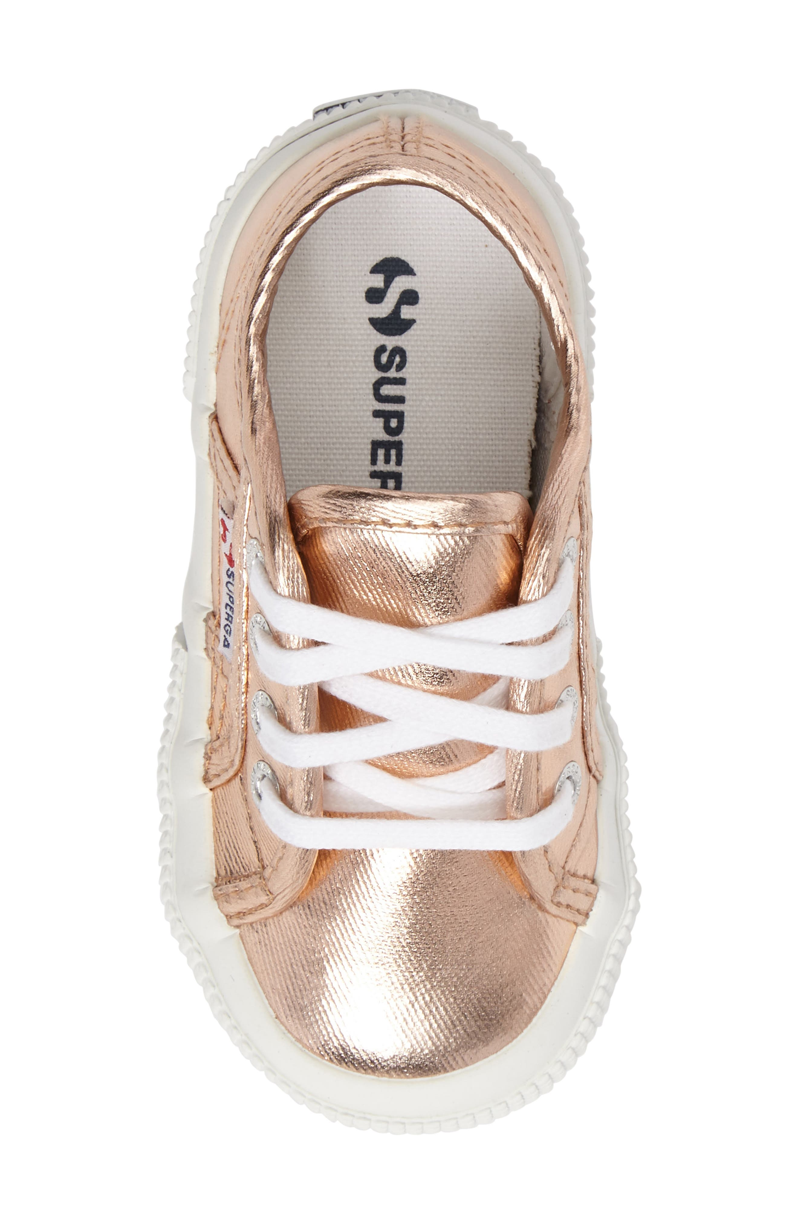 Metallic Sneaker,                             Alternate thumbnail 9, color,
