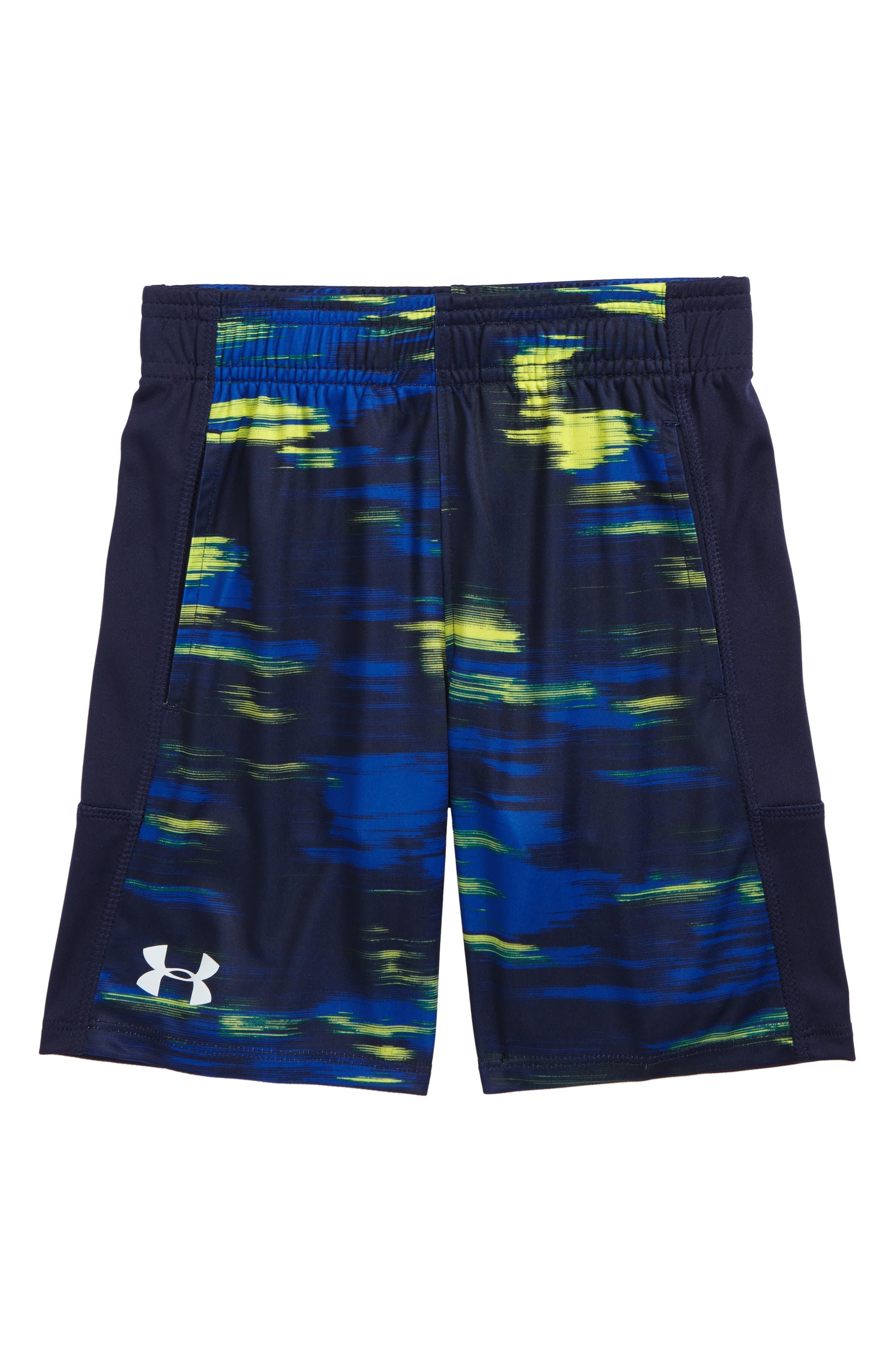 Accelerate Stunt HeatGear<sup>®</sup> Shorts,                         Main,                         color,