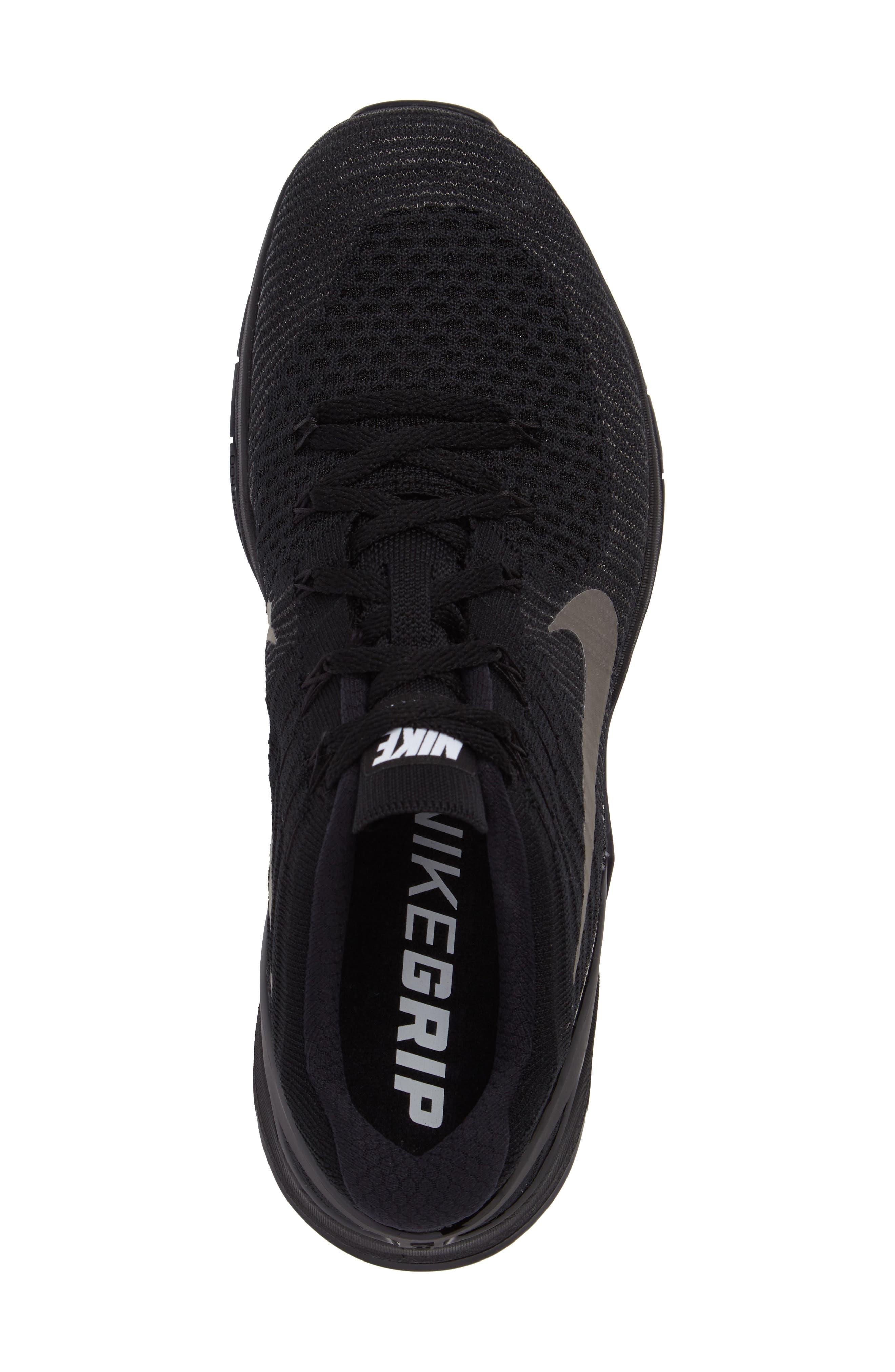 Metcon DSX Flyknit Training Shoe,                             Alternate thumbnail 5, color,                             004