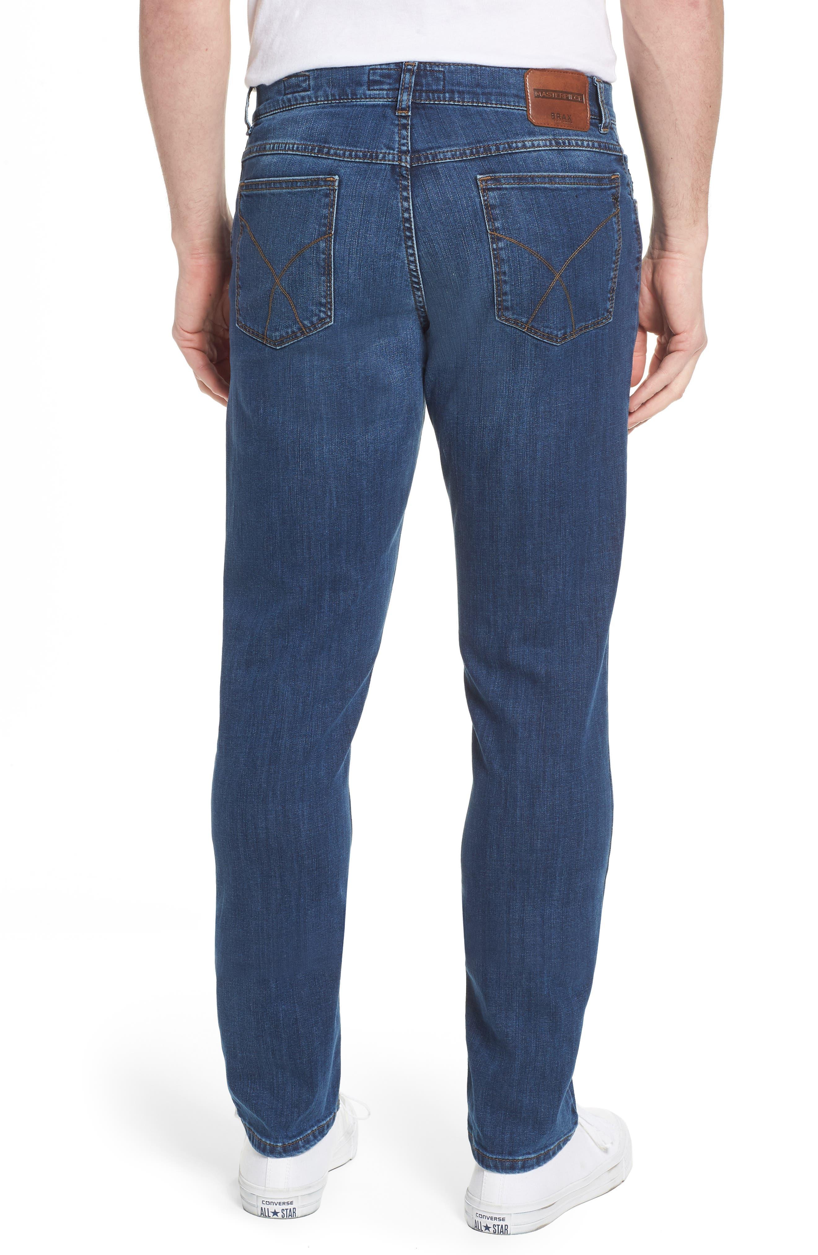 Masterpiece Regular Jeans,                             Alternate thumbnail 6, color,