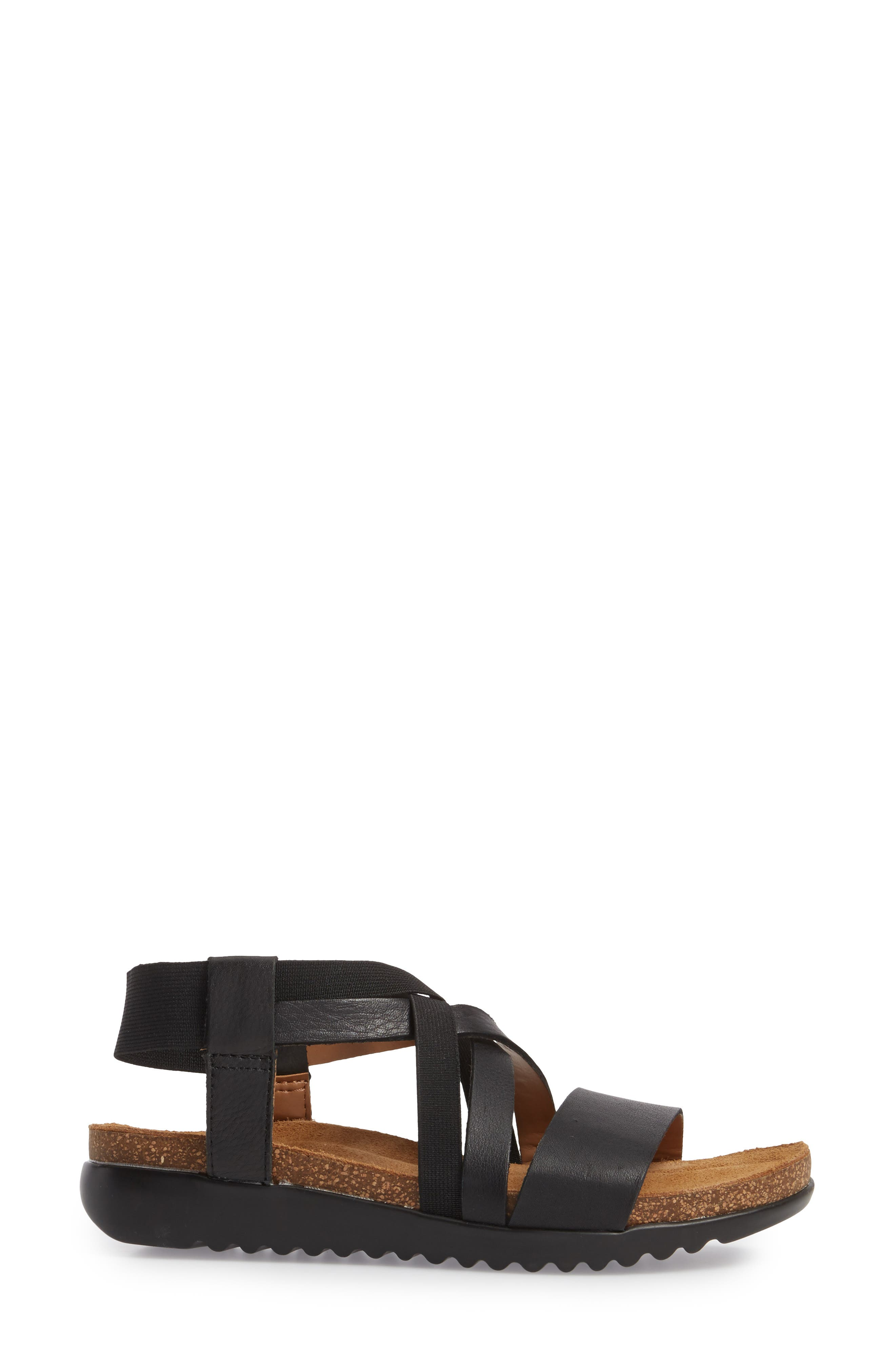 COMFORTIVA,                             Eva Sandal,                             Alternate thumbnail 3, color,                             001