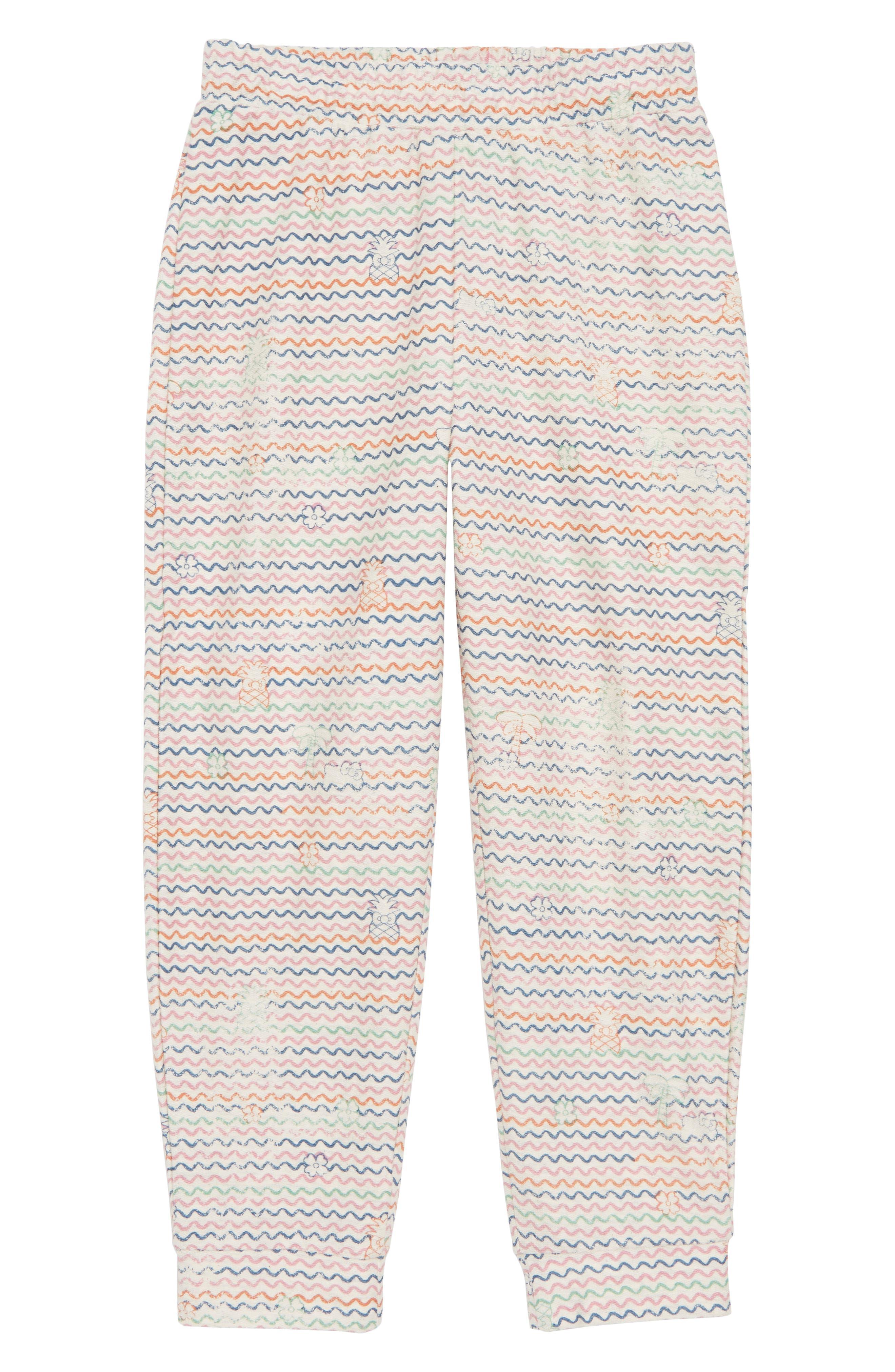 x Hello Kitty<sup>®</sup> Tropical Treasures Fleece Pants,                         Main,                         color, 250