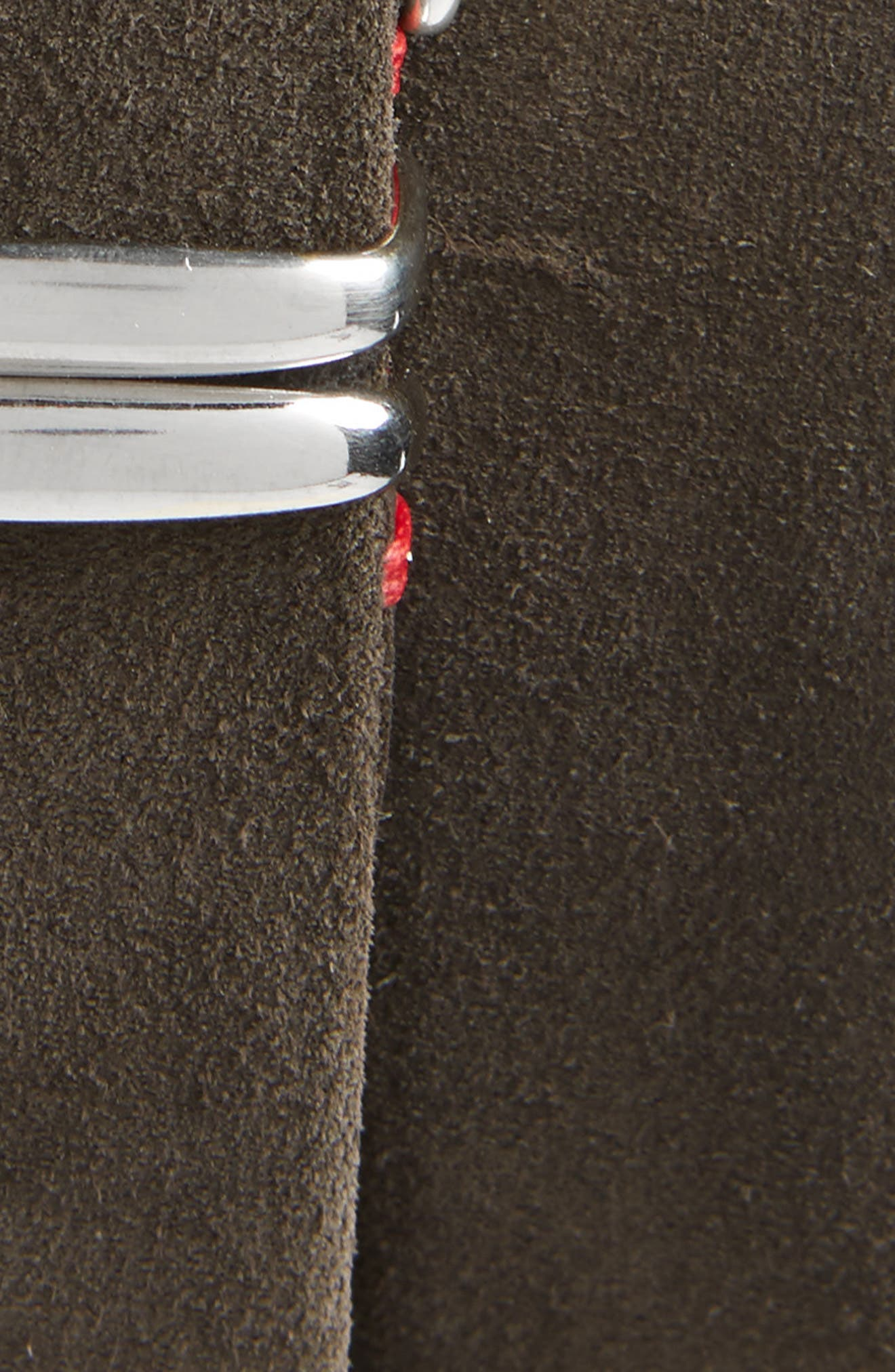 Stretch Suede Belt,                             Alternate thumbnail 2, color,                             200