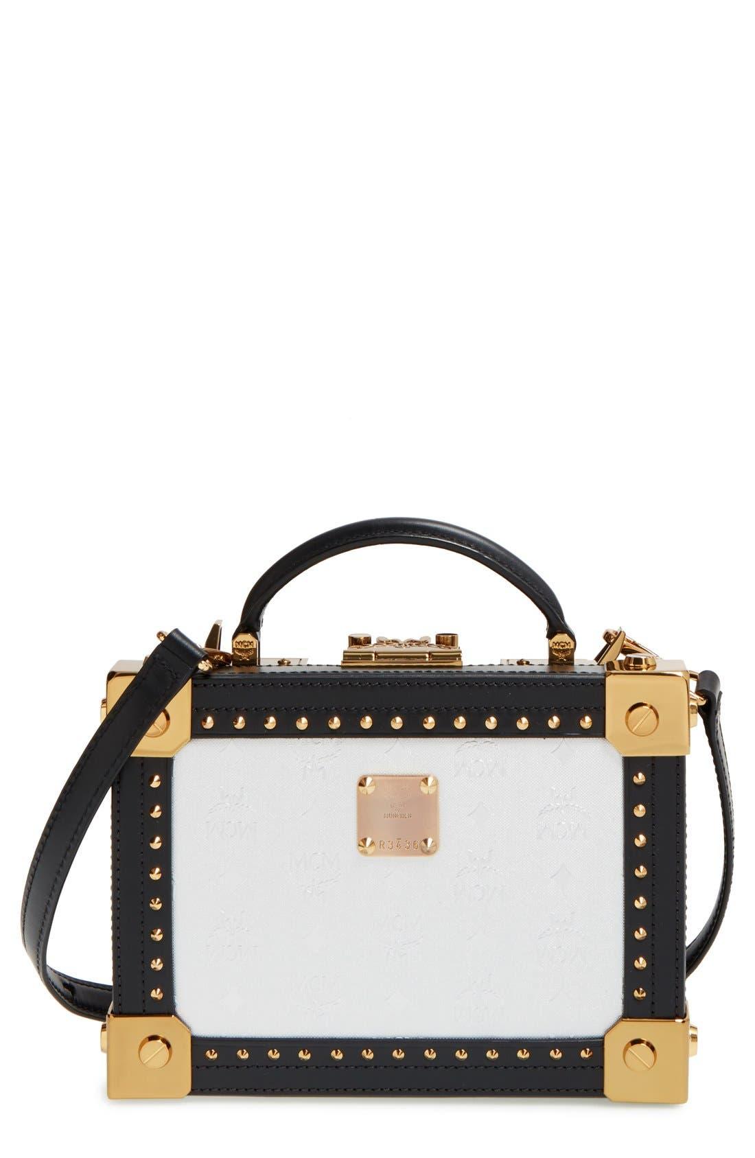 'Small Berlin Series' Crossbody Bag, Main, color, 020