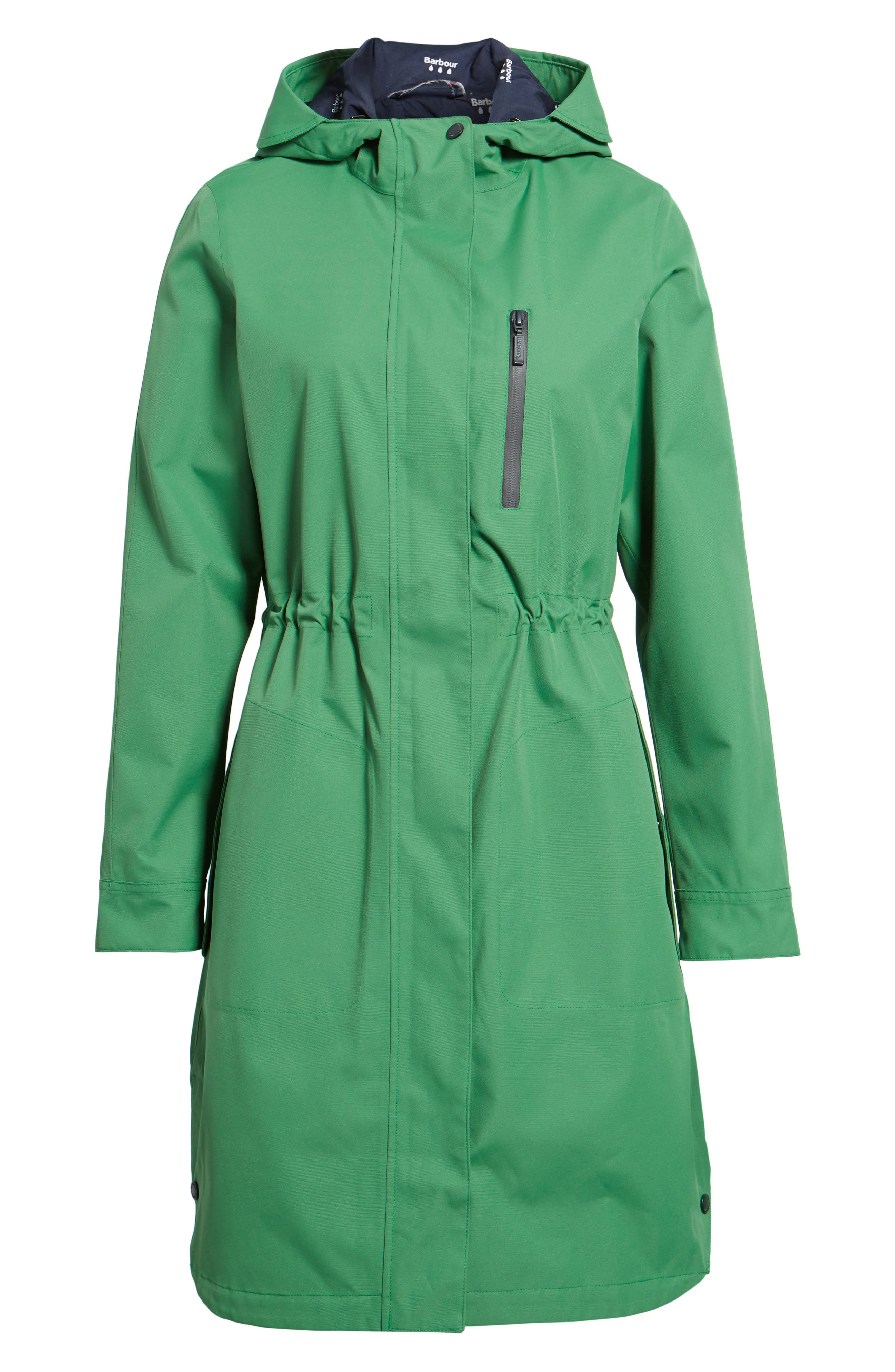 Sleet Hooded Jacket,                             Alternate thumbnail 9, color,
