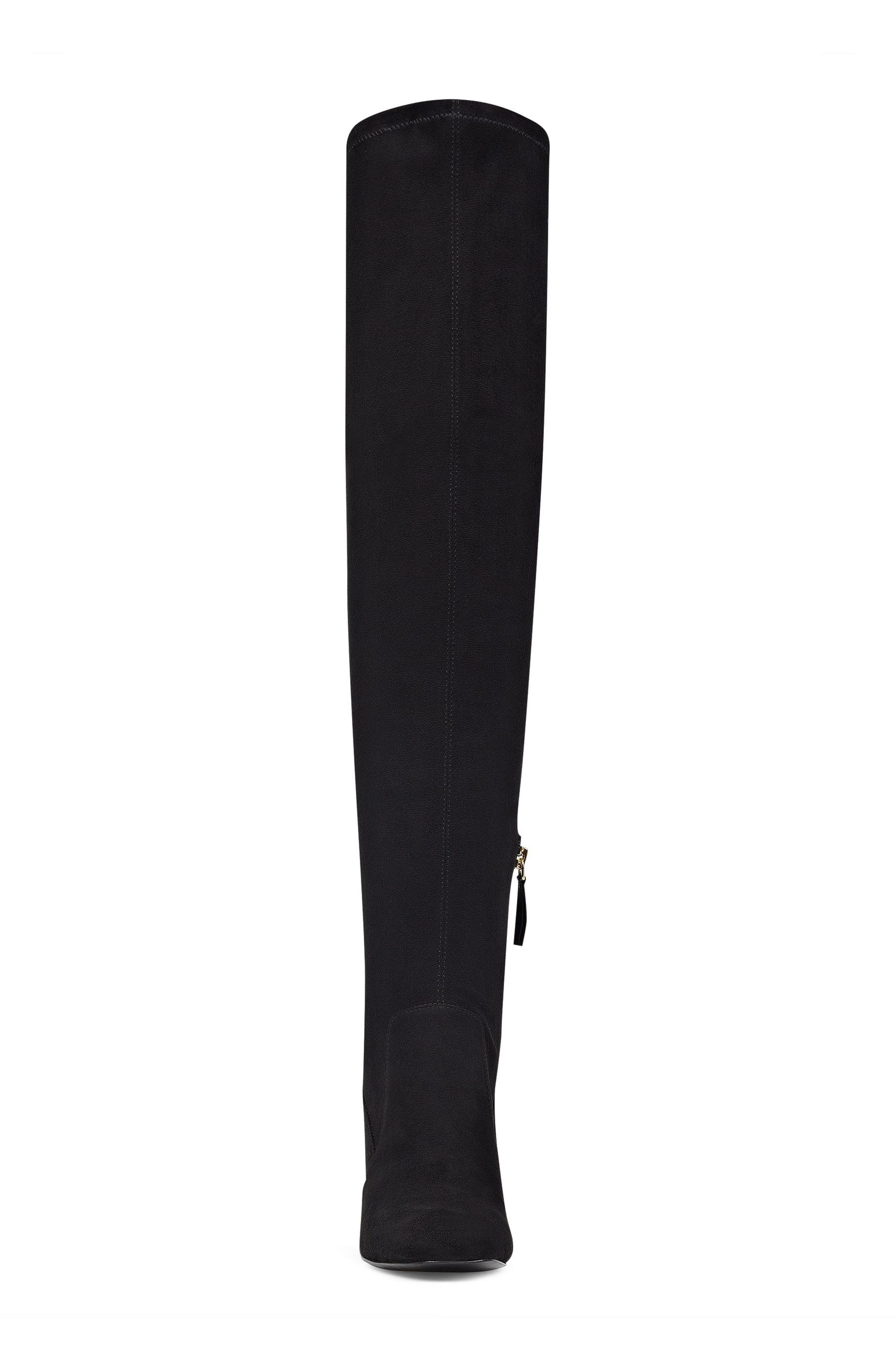 Xperian Over the Knee Boot,                             Alternate thumbnail 4, color,                             001