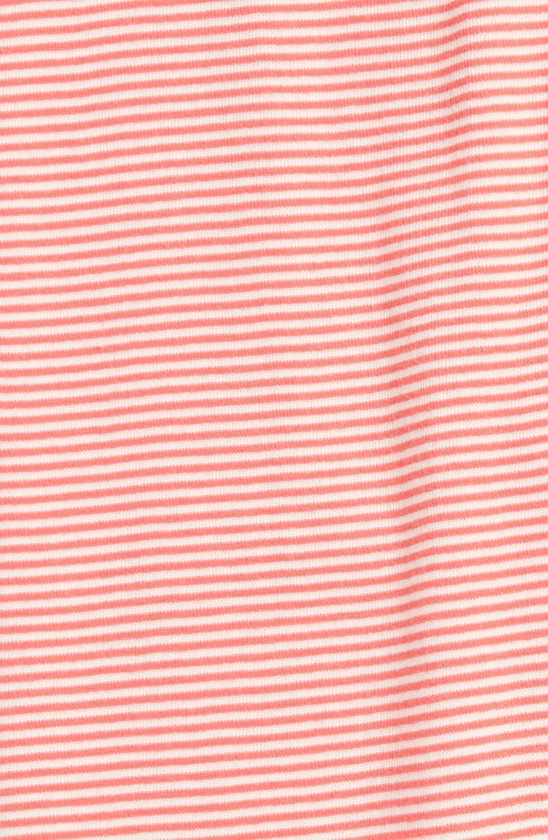 Stripe Cotton Leggings,                             Alternate thumbnail 12, color,