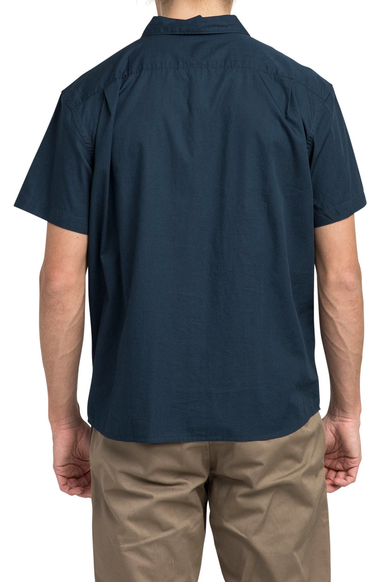 Stress Short Sleeve Shirt,                             Alternate thumbnail 4, color,