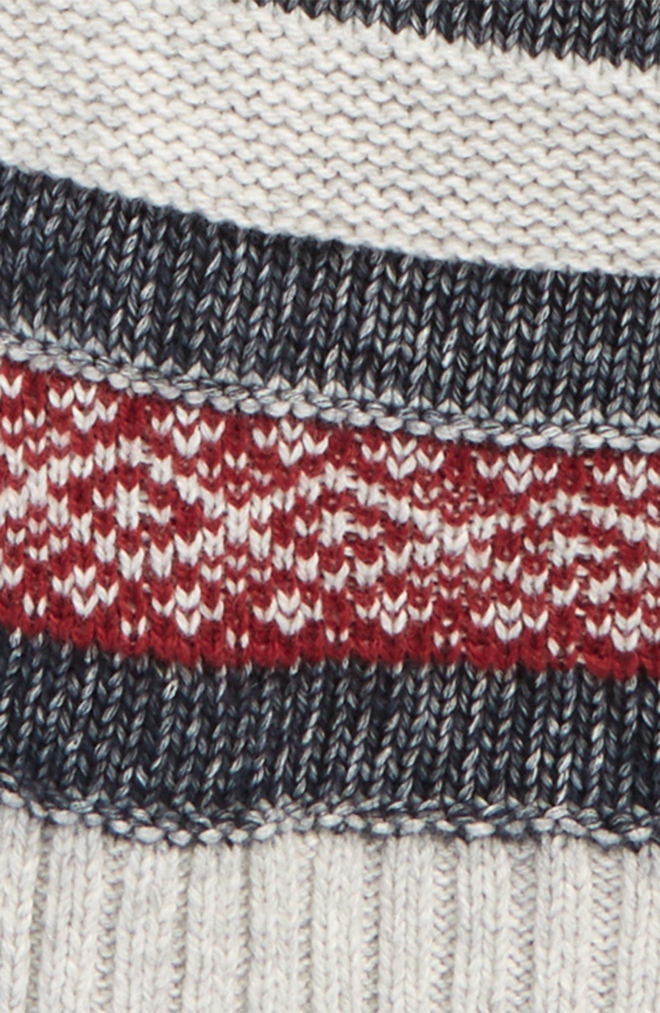 Stripe Cardigan,                             Alternate thumbnail 2, color,                             410