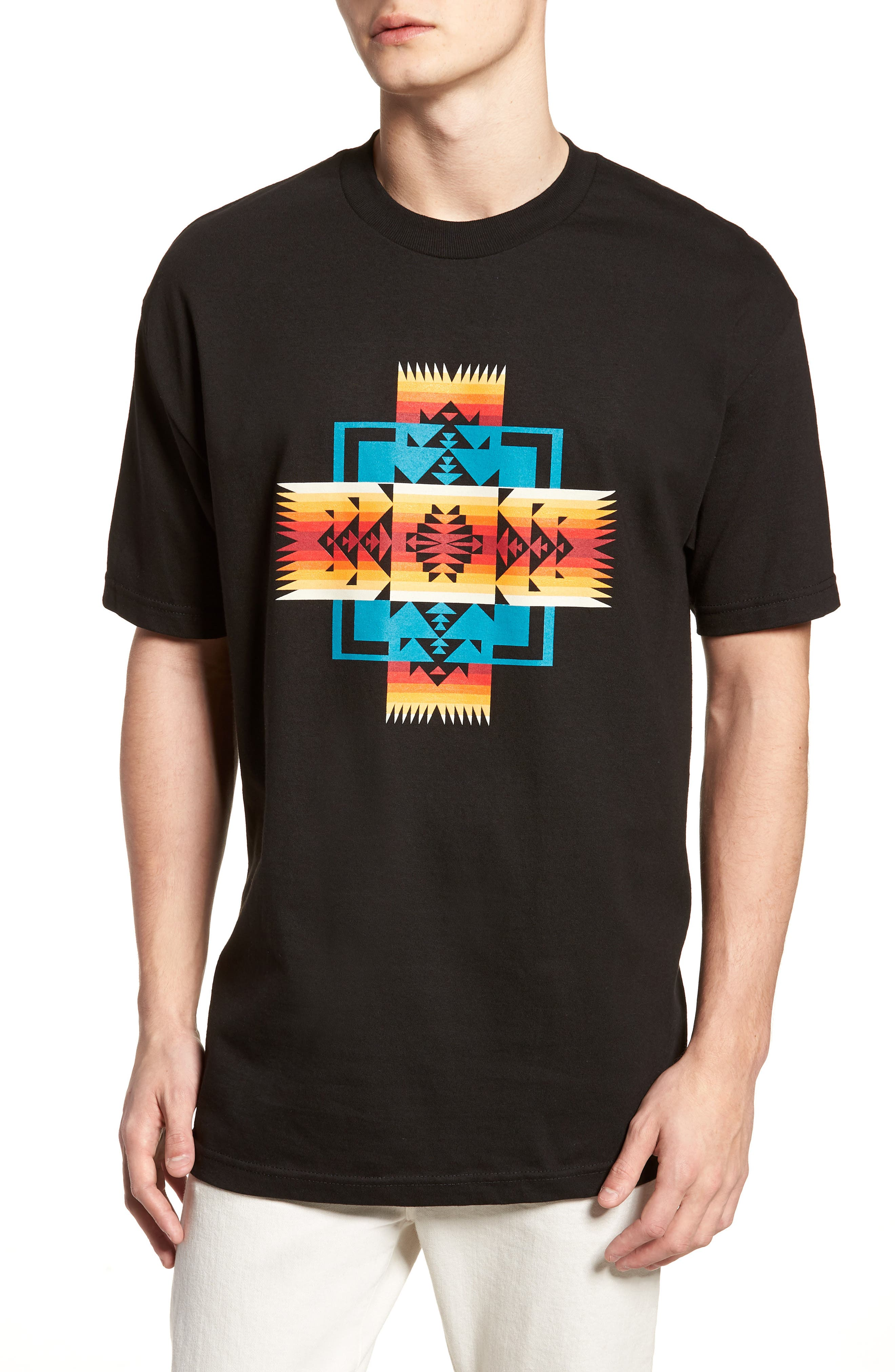 Graphic T-Shirt,                         Main,                         color, 001